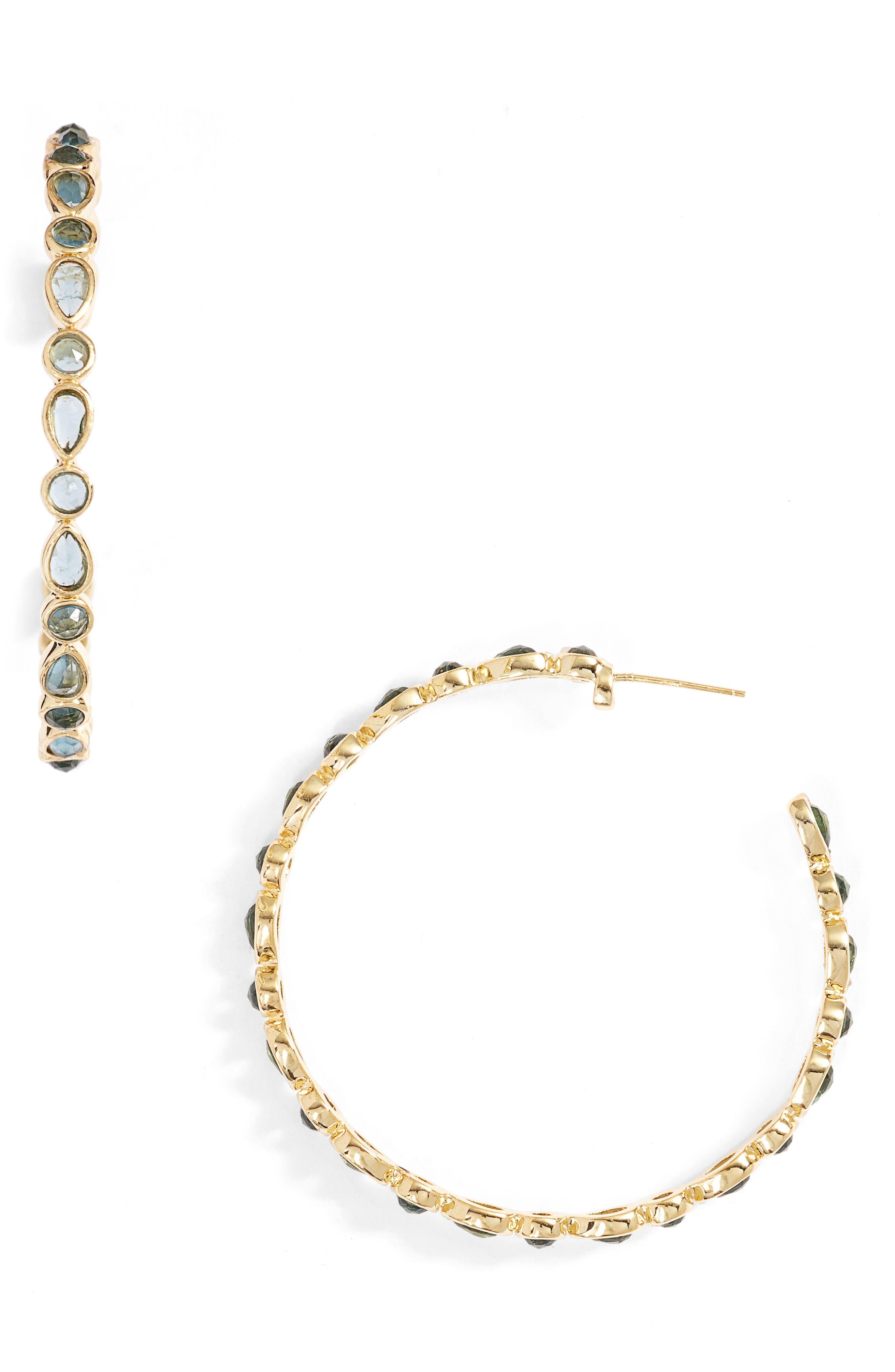 Alternate Image 1 Selected - Melinda Maria Isla Stone Earrings