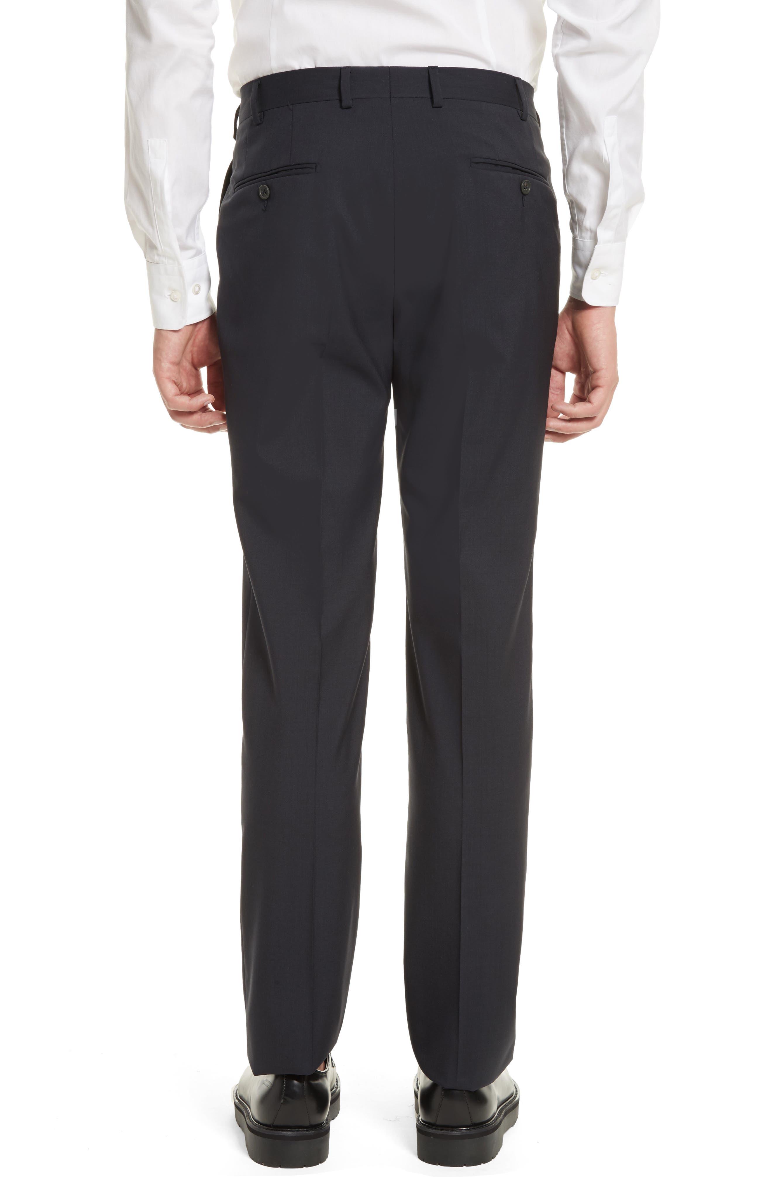 Alternate Image 2  - Lanvin Tropical Wool Suit Trousers