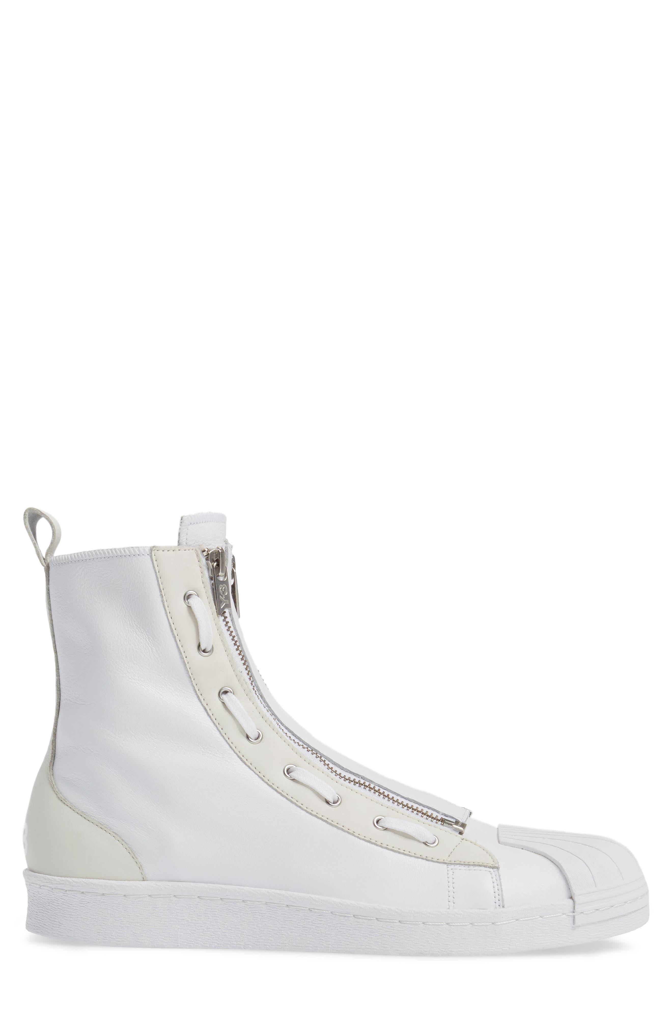 Alternate Image 3  - Y-3 'Pro' High Top Sneaker (Men)