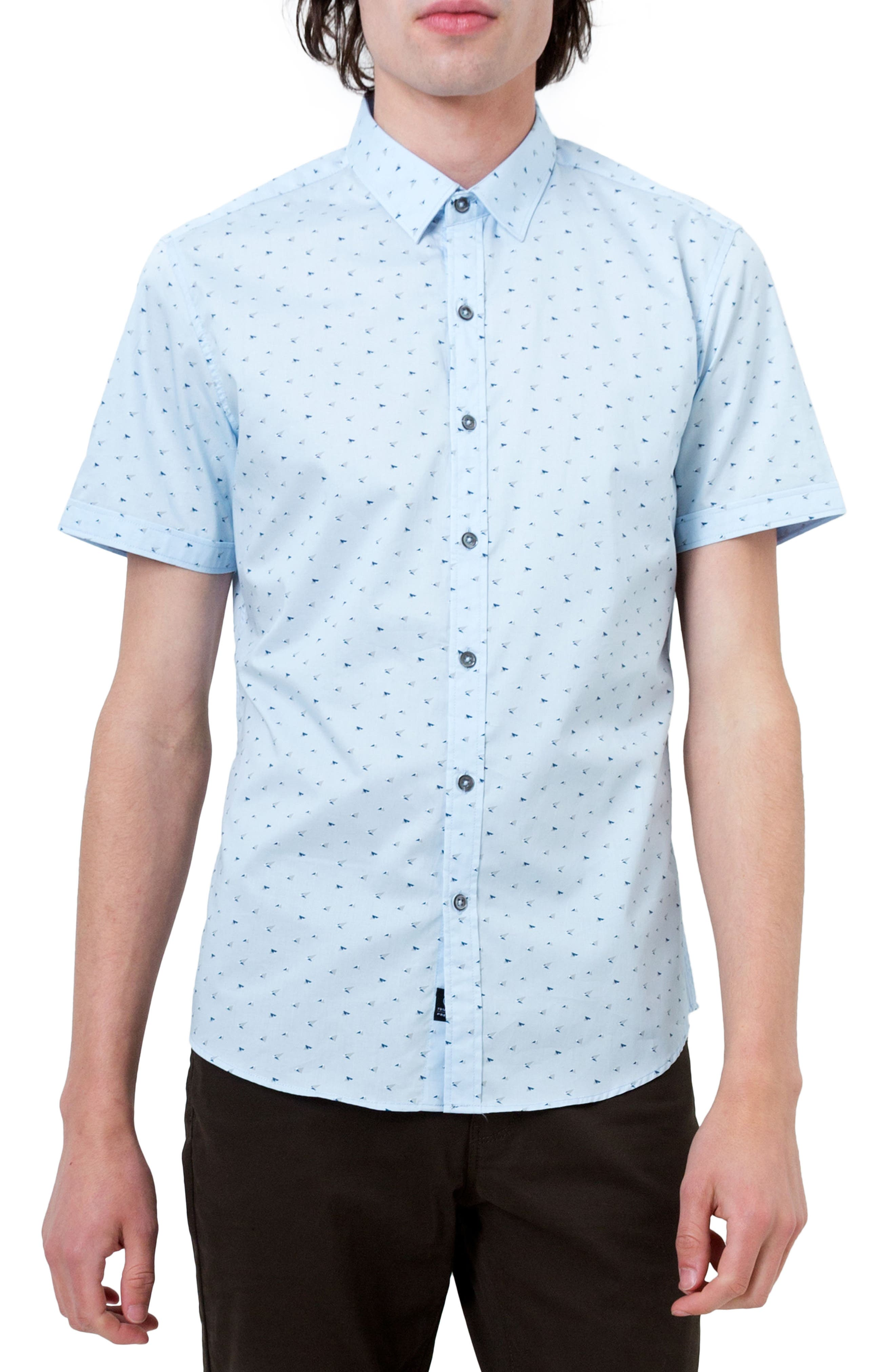 7 Diamonds Soul Dreamer Woven Shirt