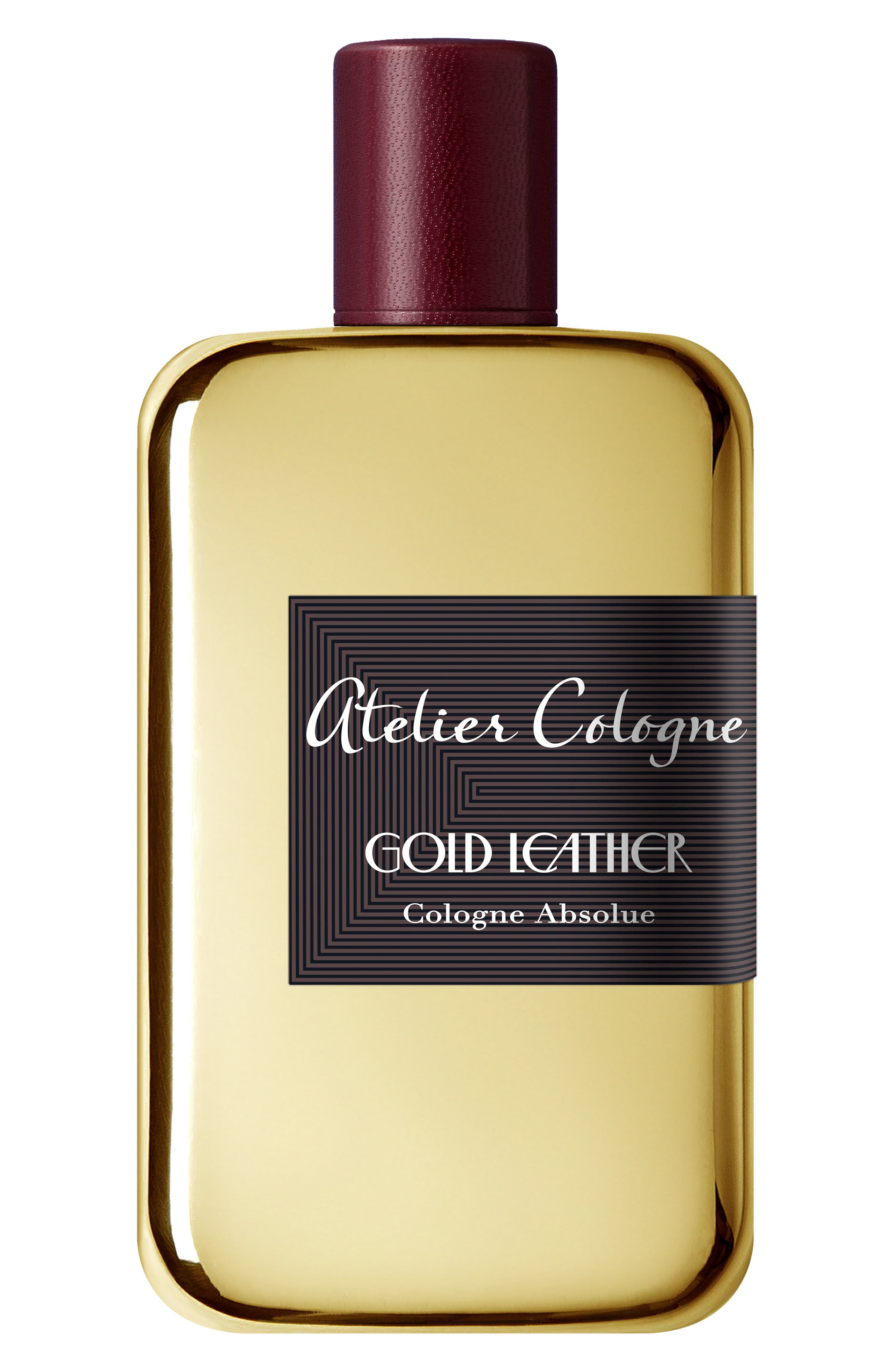 Alternate Image 1 Selected - Atelier Cologne Gold Leather Cologne Absolue