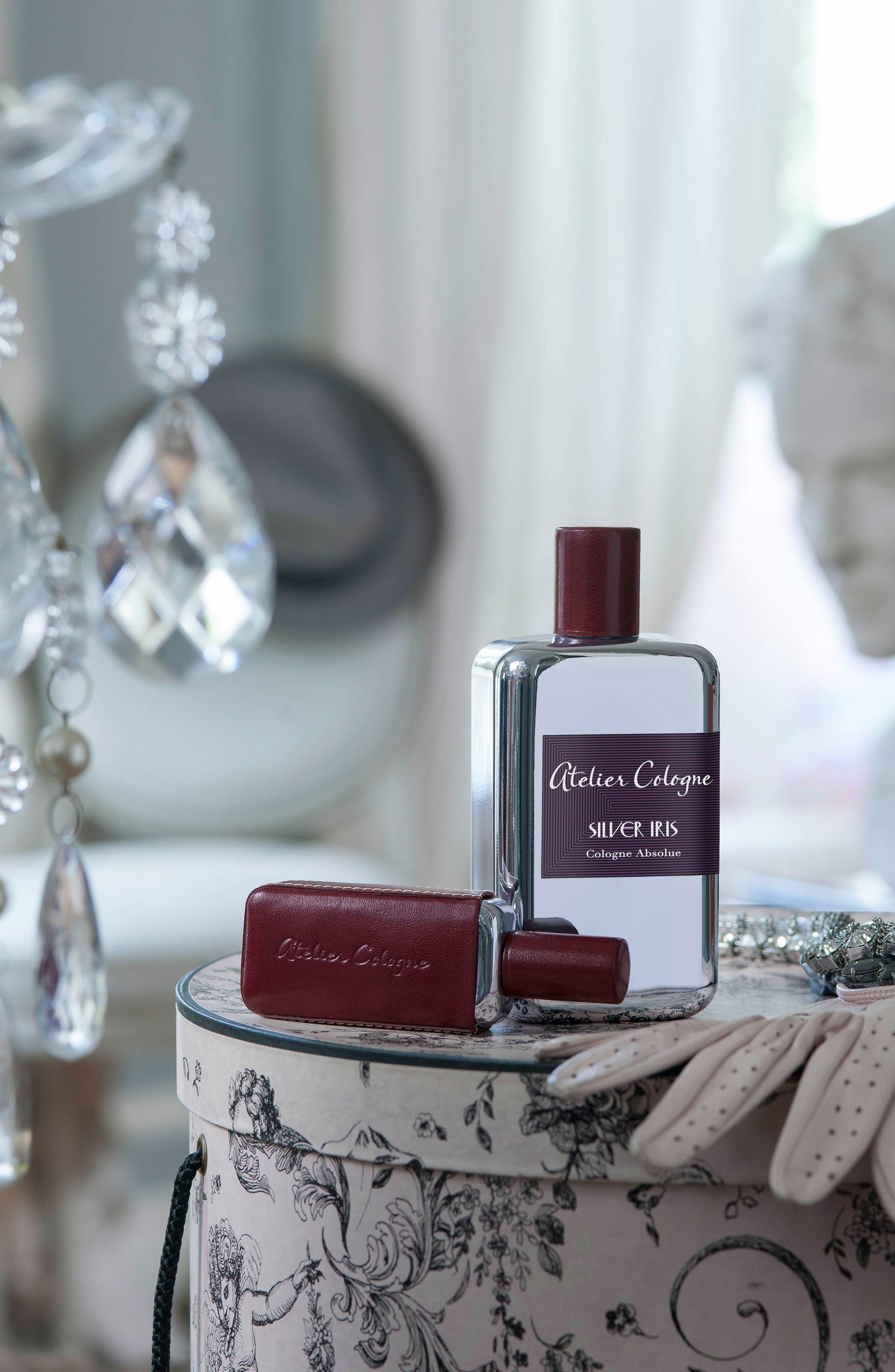 Alternate Image 3  - Atelier Cologne Silver Iris Soap