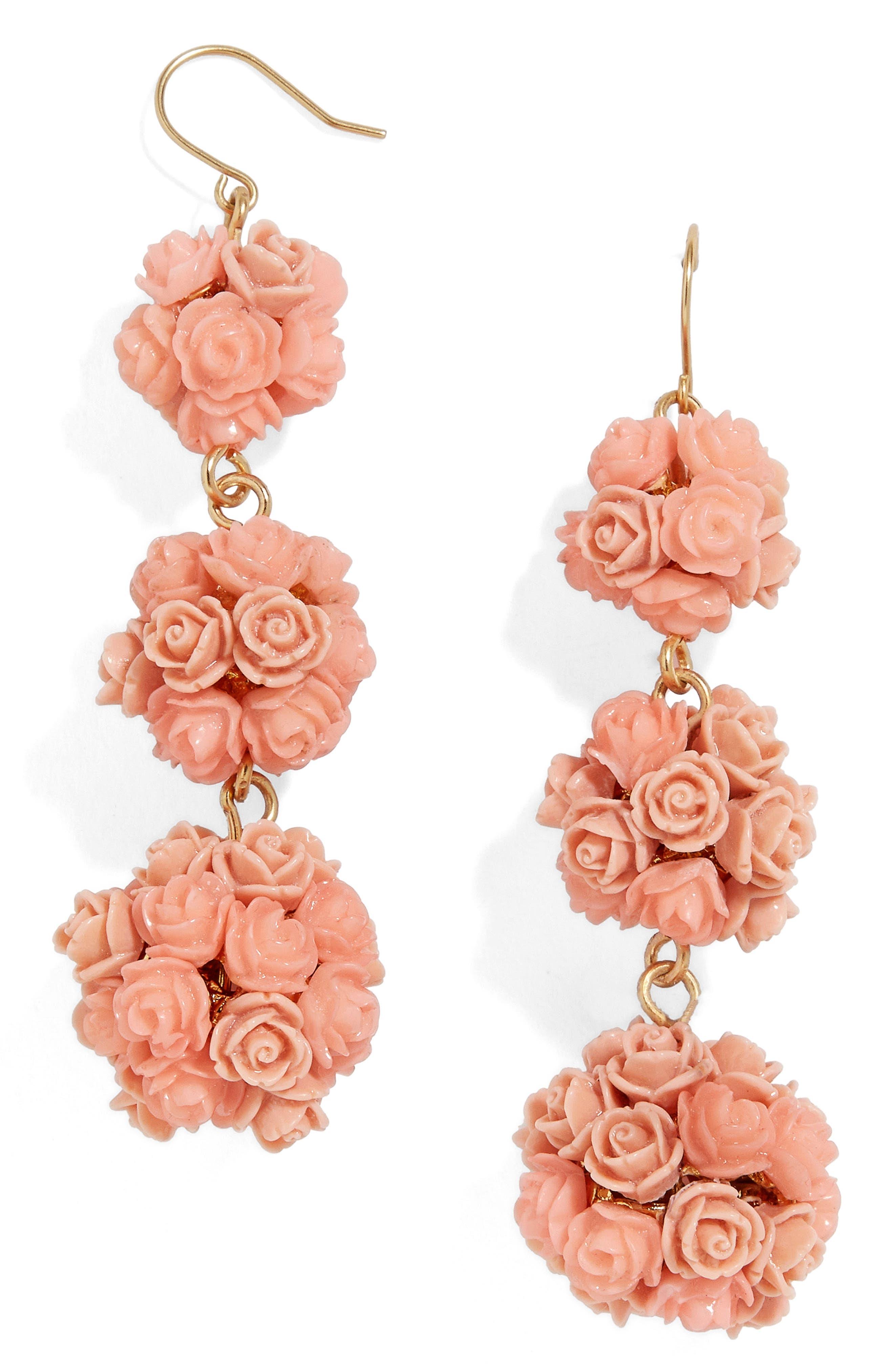 BAUBLEBAR Floral Crispin Earrings