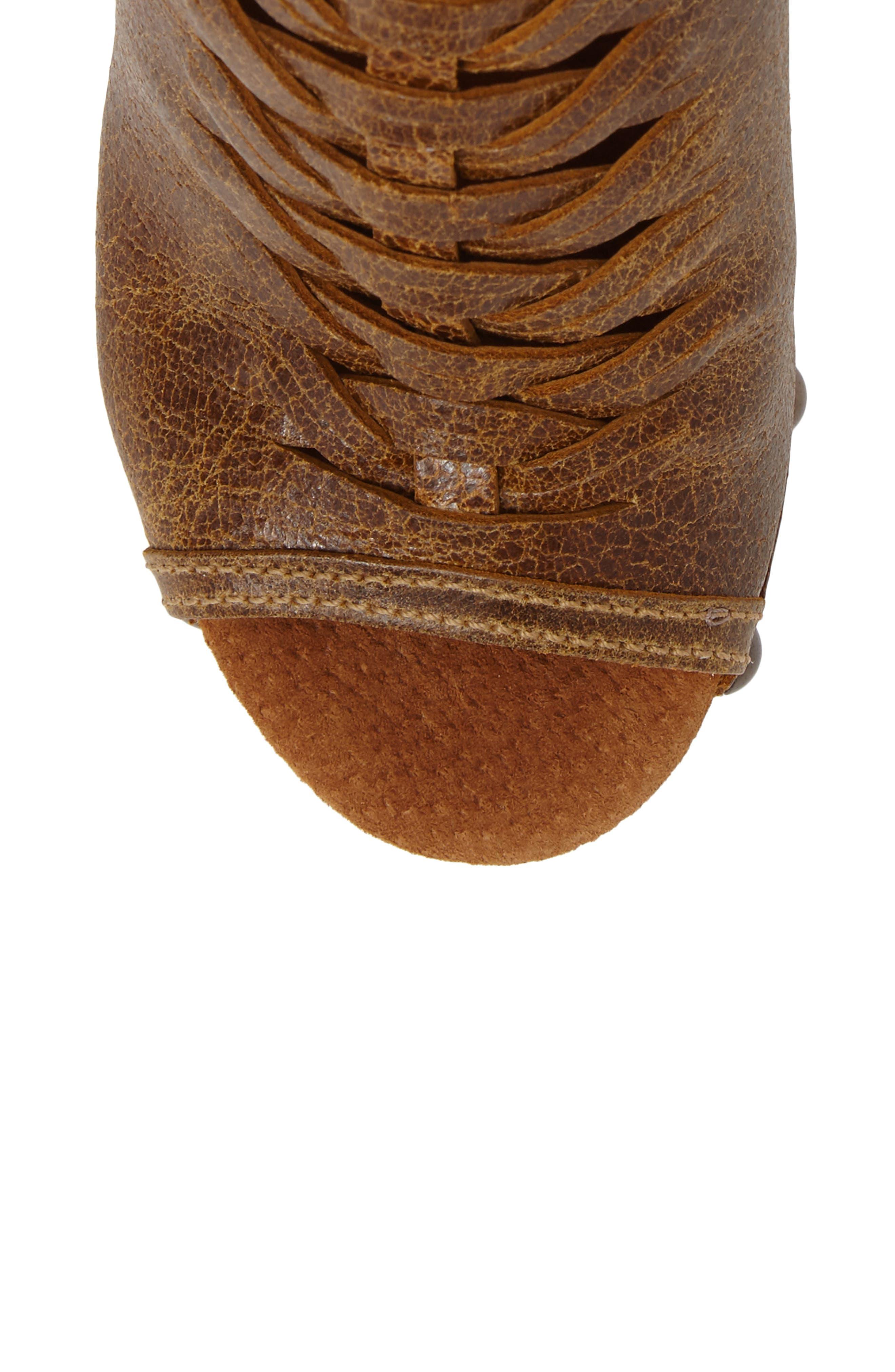 Alternate Image 5  - Sbicca Kinga Platform Sandal (Women)