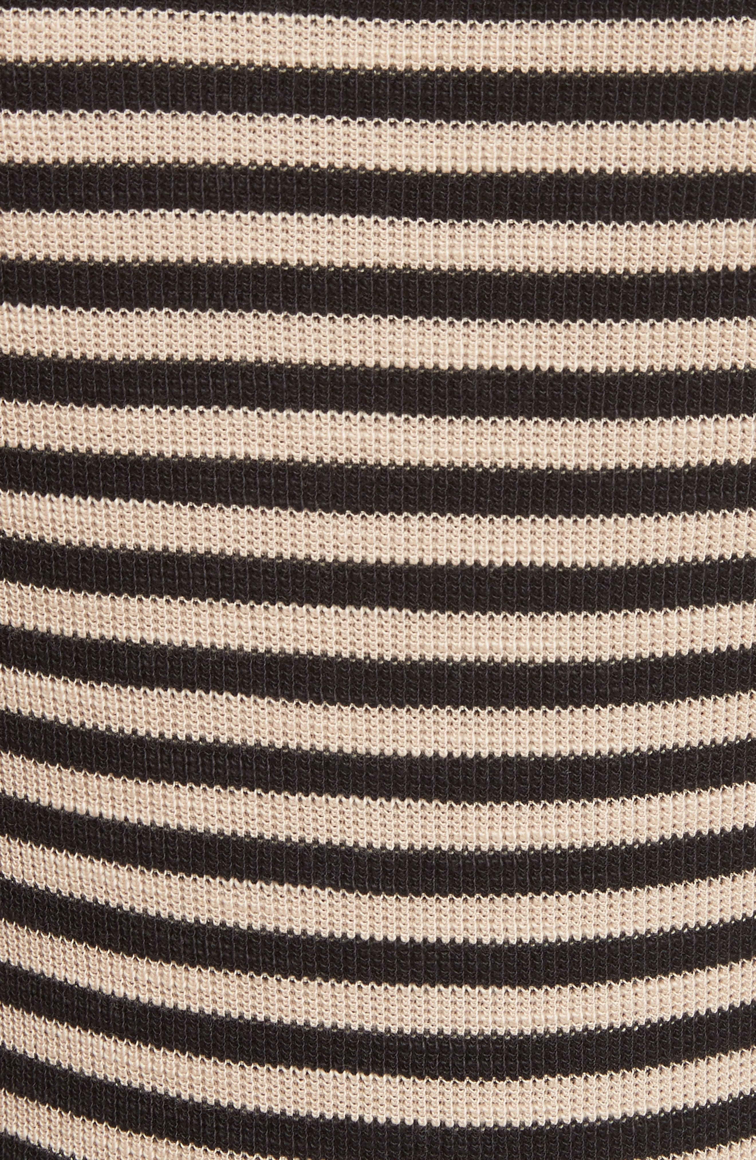 Alternate Image 7  - Vince Railroad Stripe Crewneck Sweater