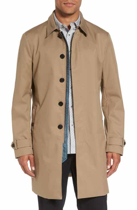 b8892deed20c Ted Baker London Endurance Rain Coat