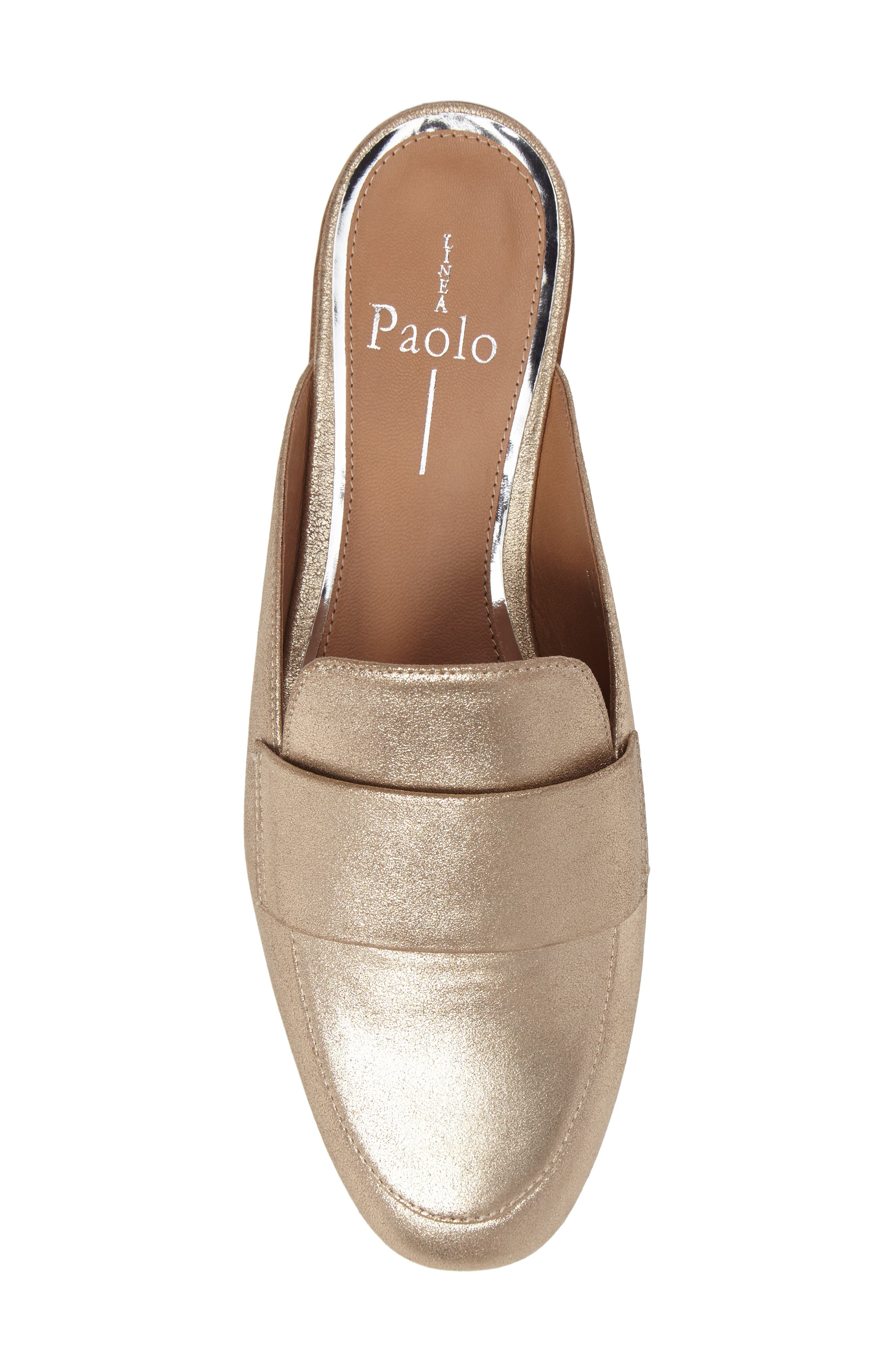 Alternate Image 5  - Linea Paolo Annie Loafer Mule (Women)