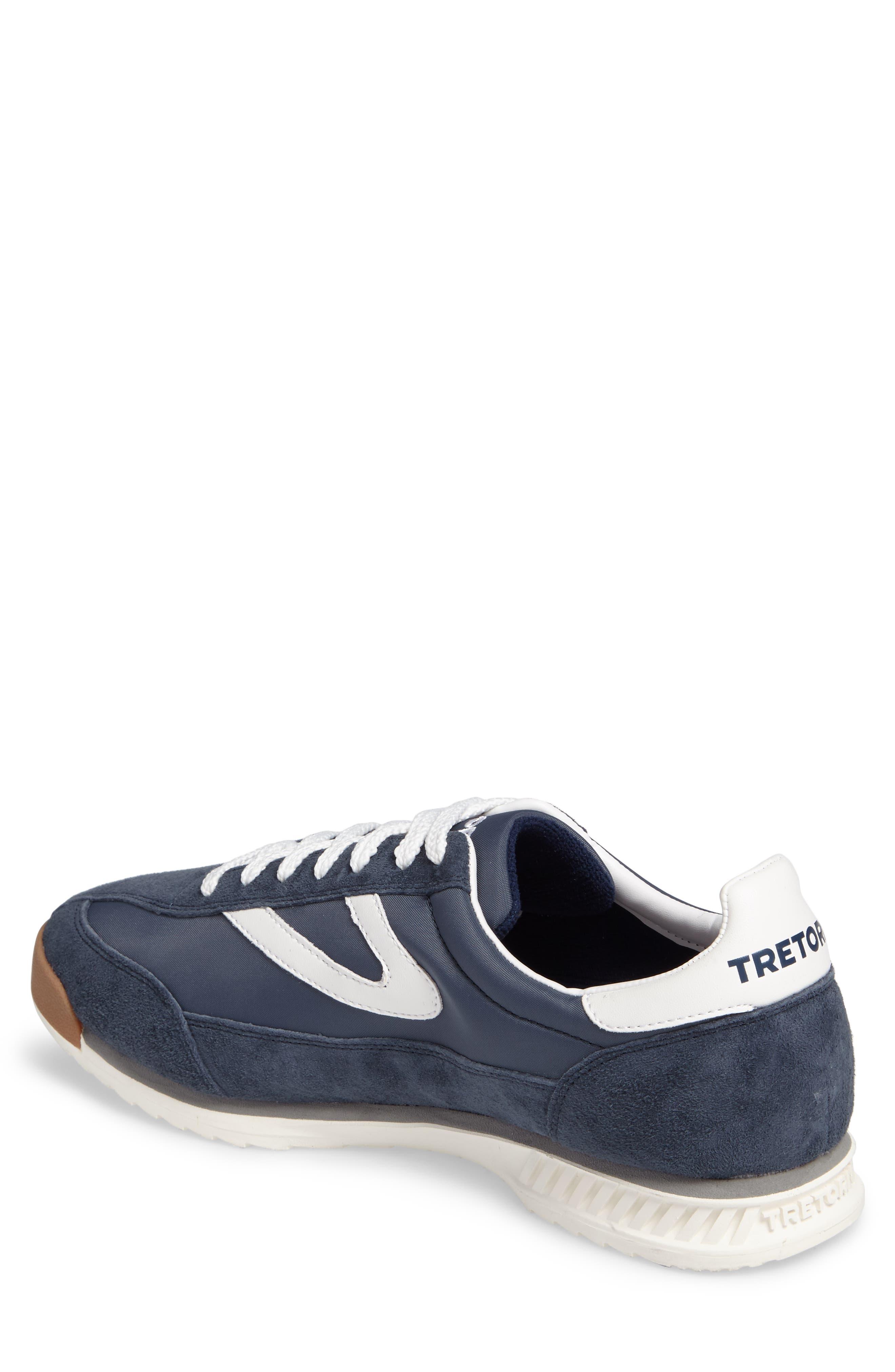 Rawlins 3 Sneaker,                             Alternate thumbnail 2, color,                             Blue/ Blue/ White