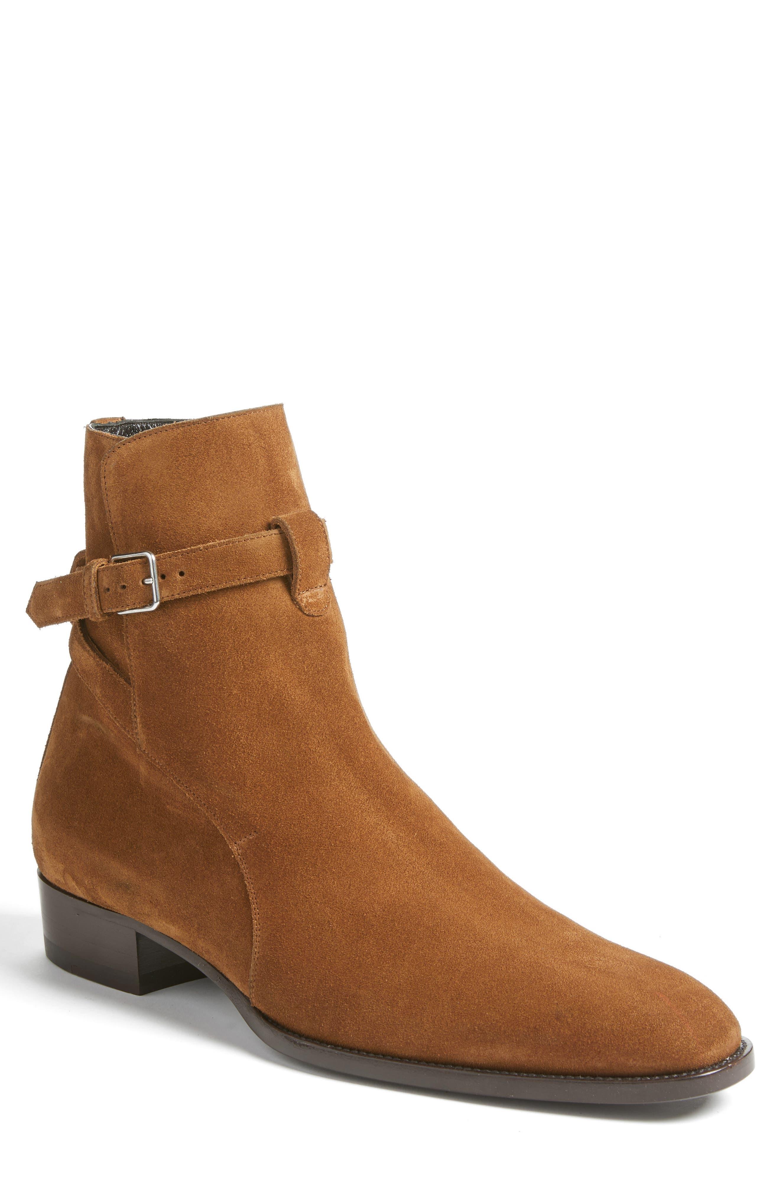 Saint Laurent Wyatt Boot (Men)