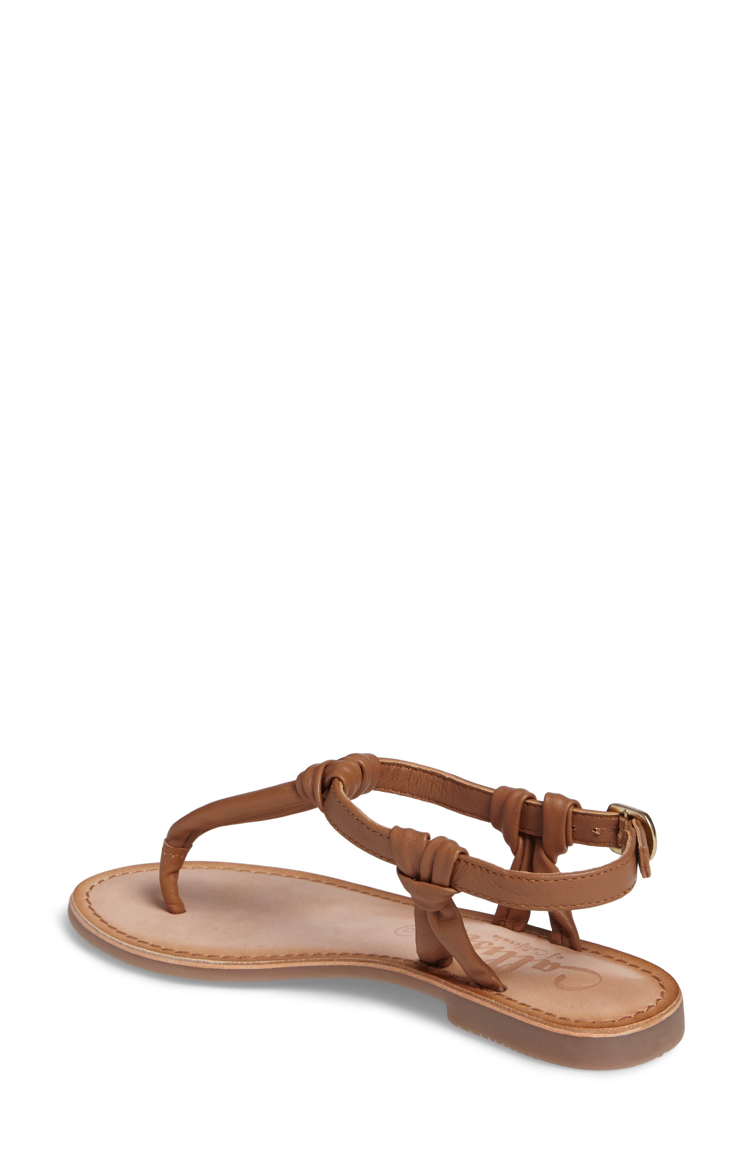 Alternate Image 2  - Callisto Azza T-Strap Sandal (Women)