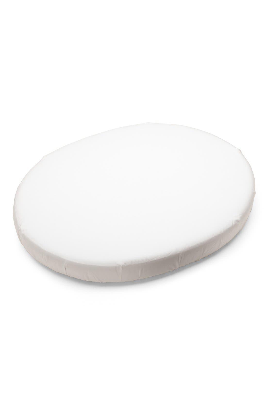Stokke Sleepi Mini Fitted Cotton Sheet