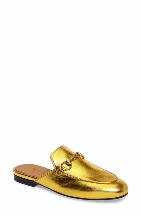 Gucci Princetown Loafer Mule Women