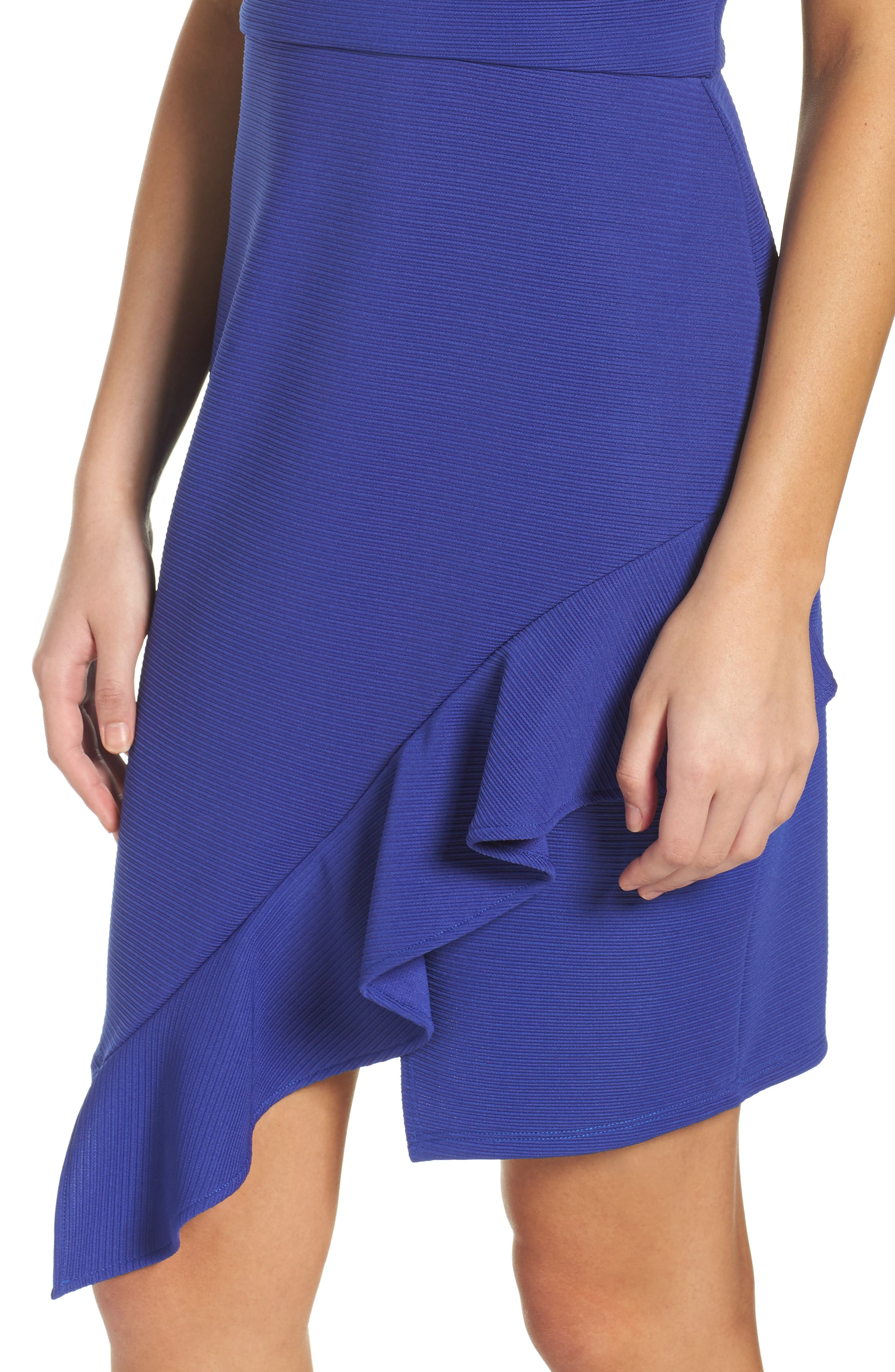 Alternate Image 4  - Charles Henry Ottoman Sheath Dress (Regular & Petite)