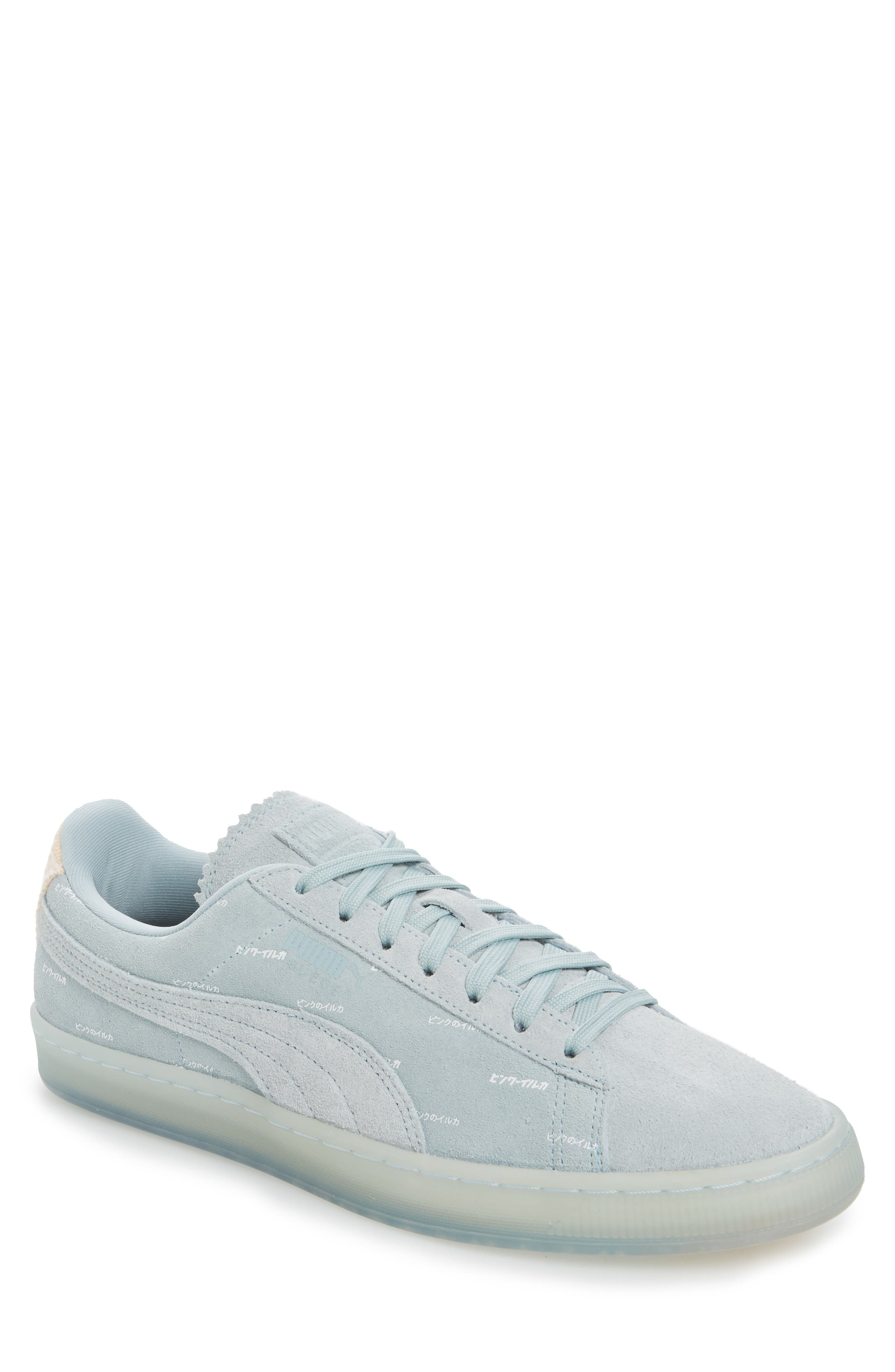Main Image - PUMA x Pink Dolphin Suede V2 Sneaker (Men)