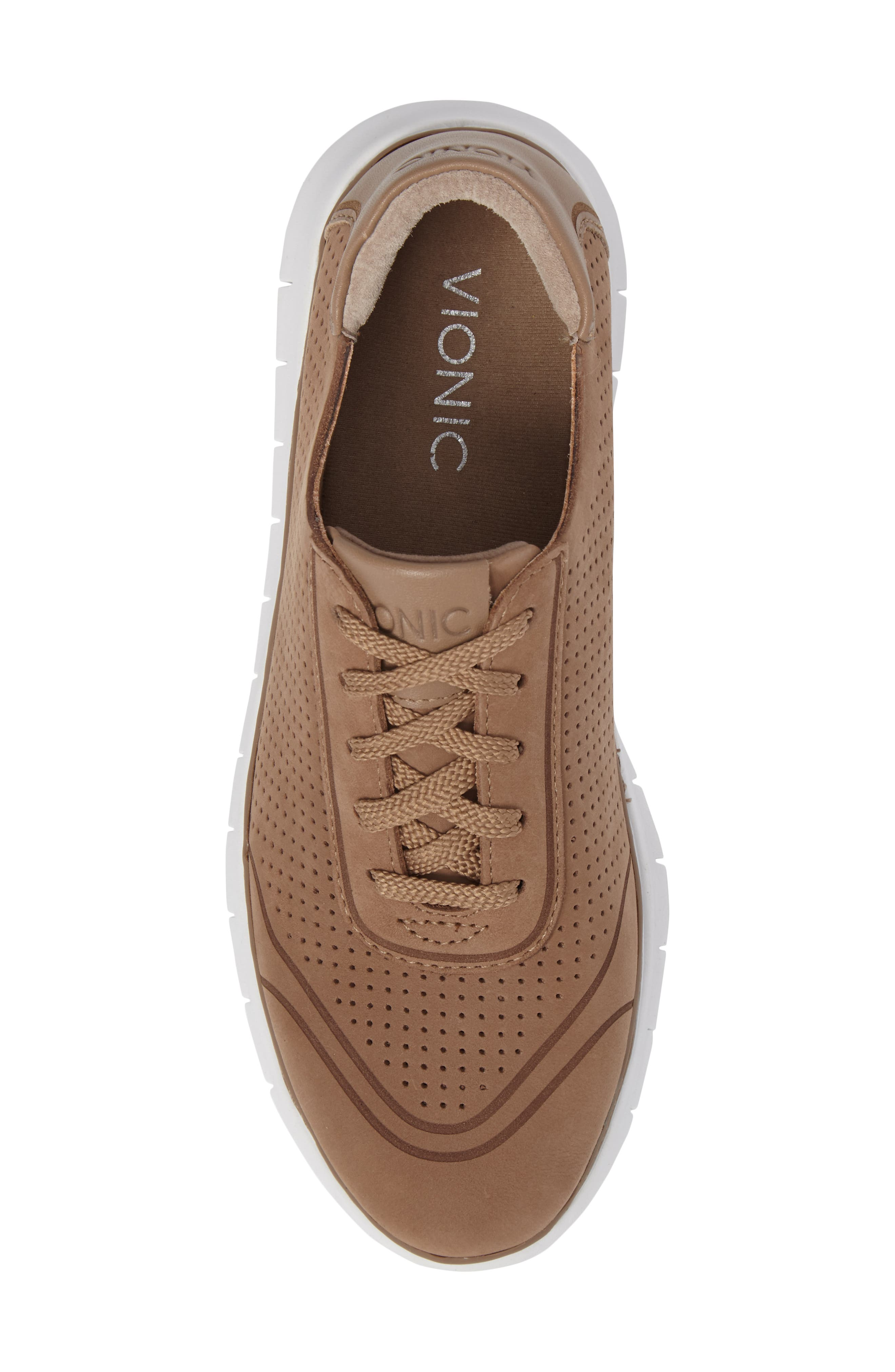 Alternate Image 5  - Vionic Fresh Riley Perforated Sneaker (Women)