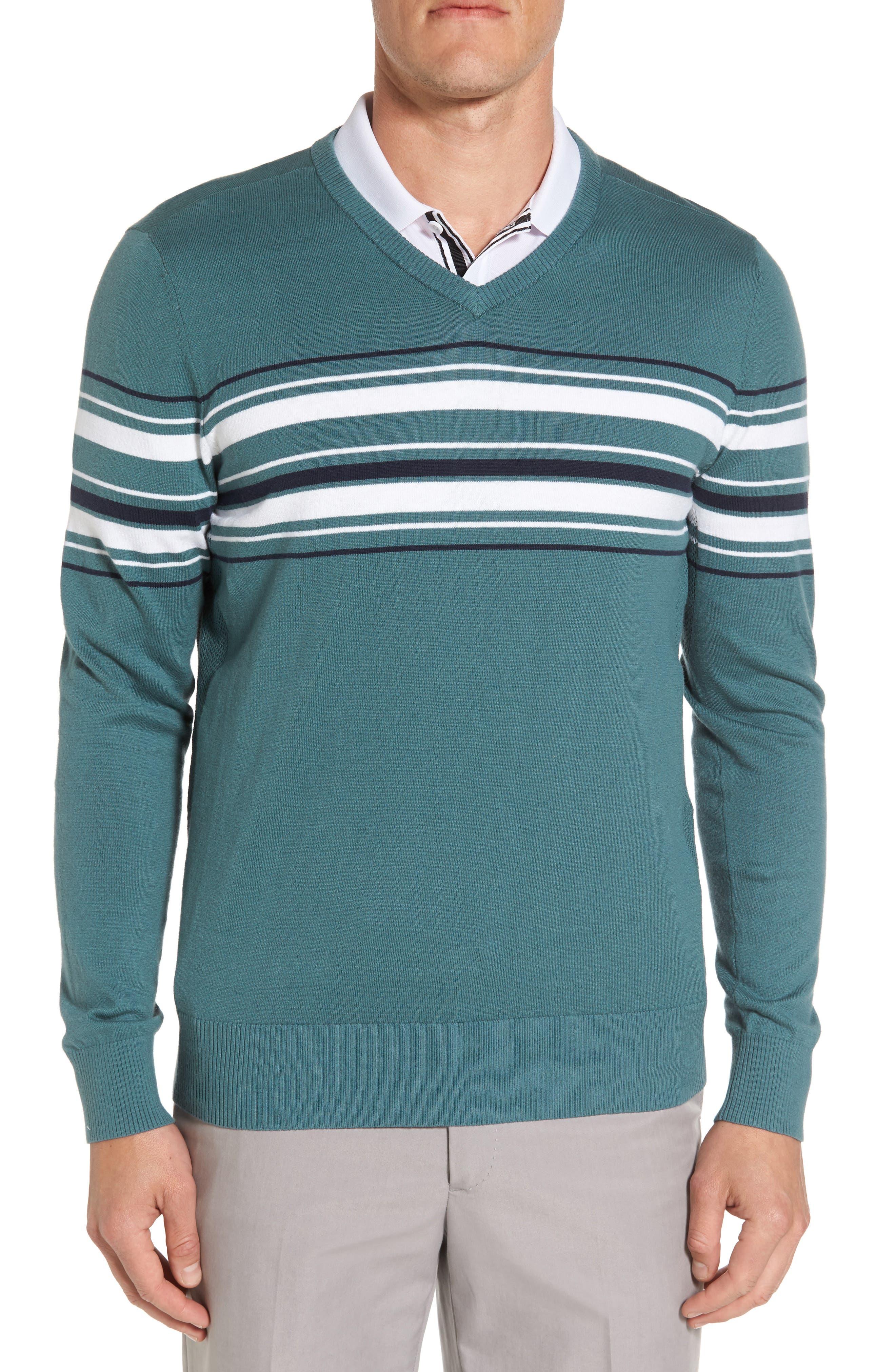 AG Ridgewood V-Neck Sweater