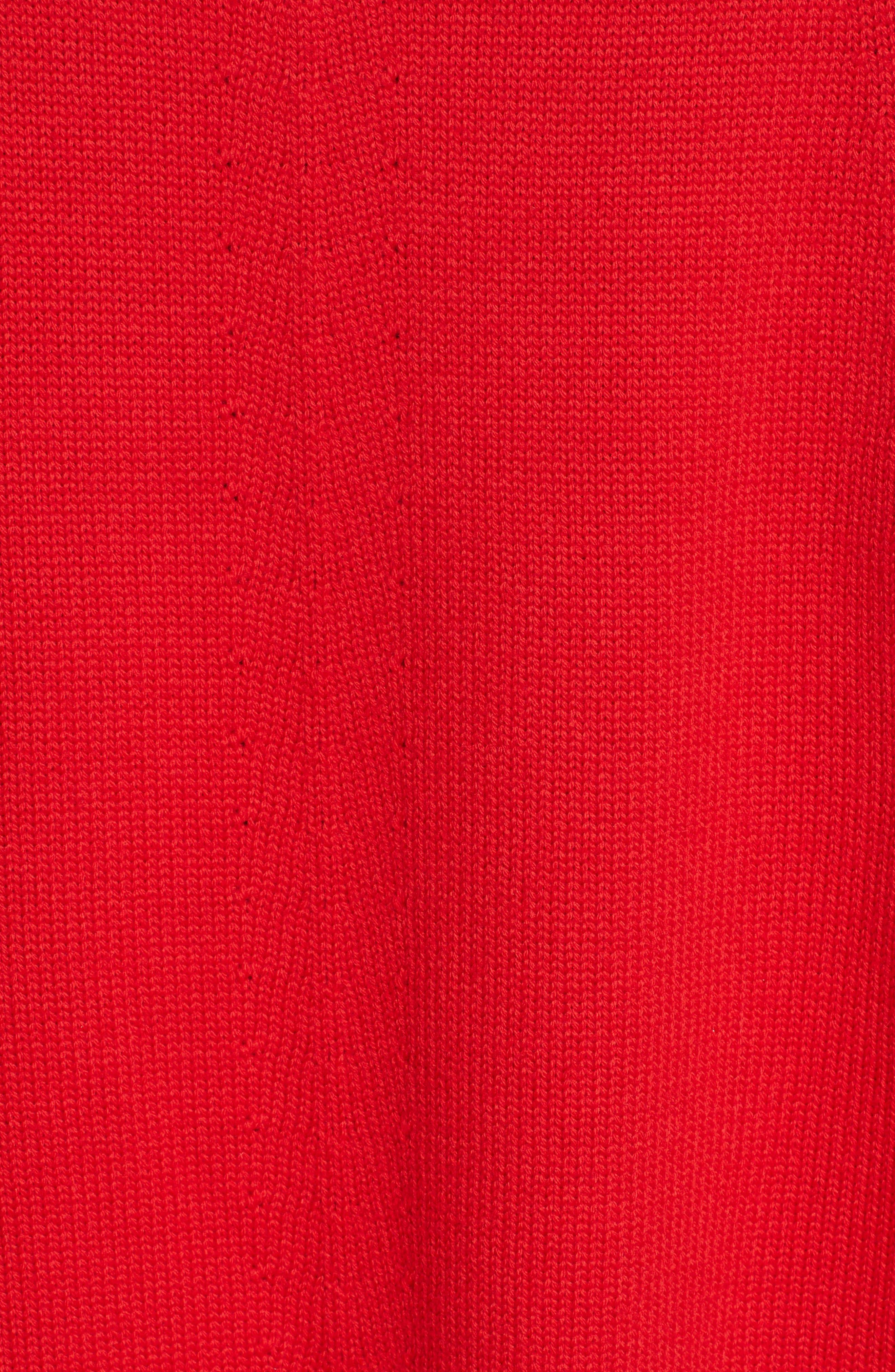 Alternate Image 3  - Oscar de la Renta Virgin Wool Turtleneck Sweater