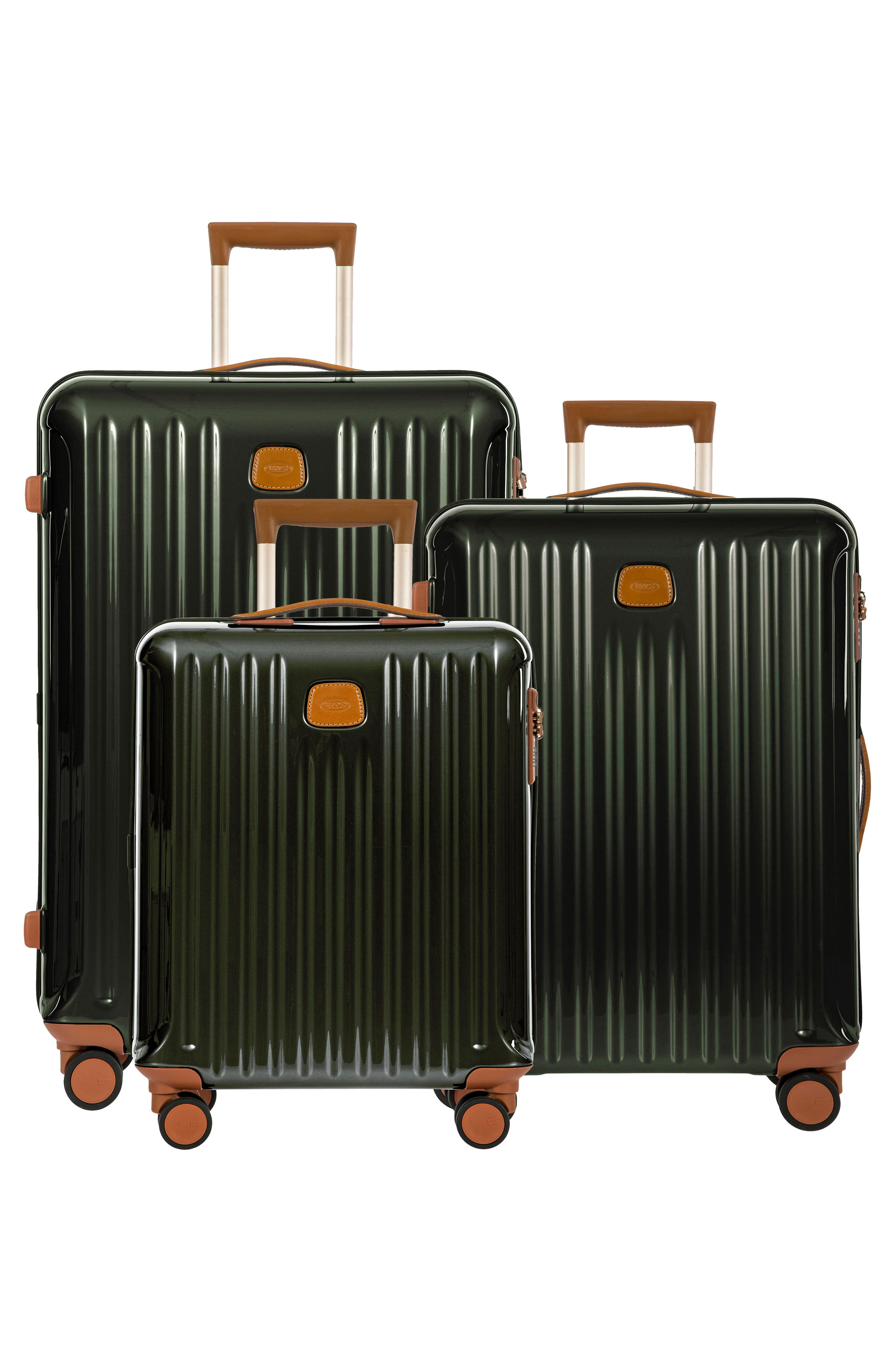 Capri 21-Inch Rolling Carry-On,                             Alternate thumbnail 8, color,                             Olive