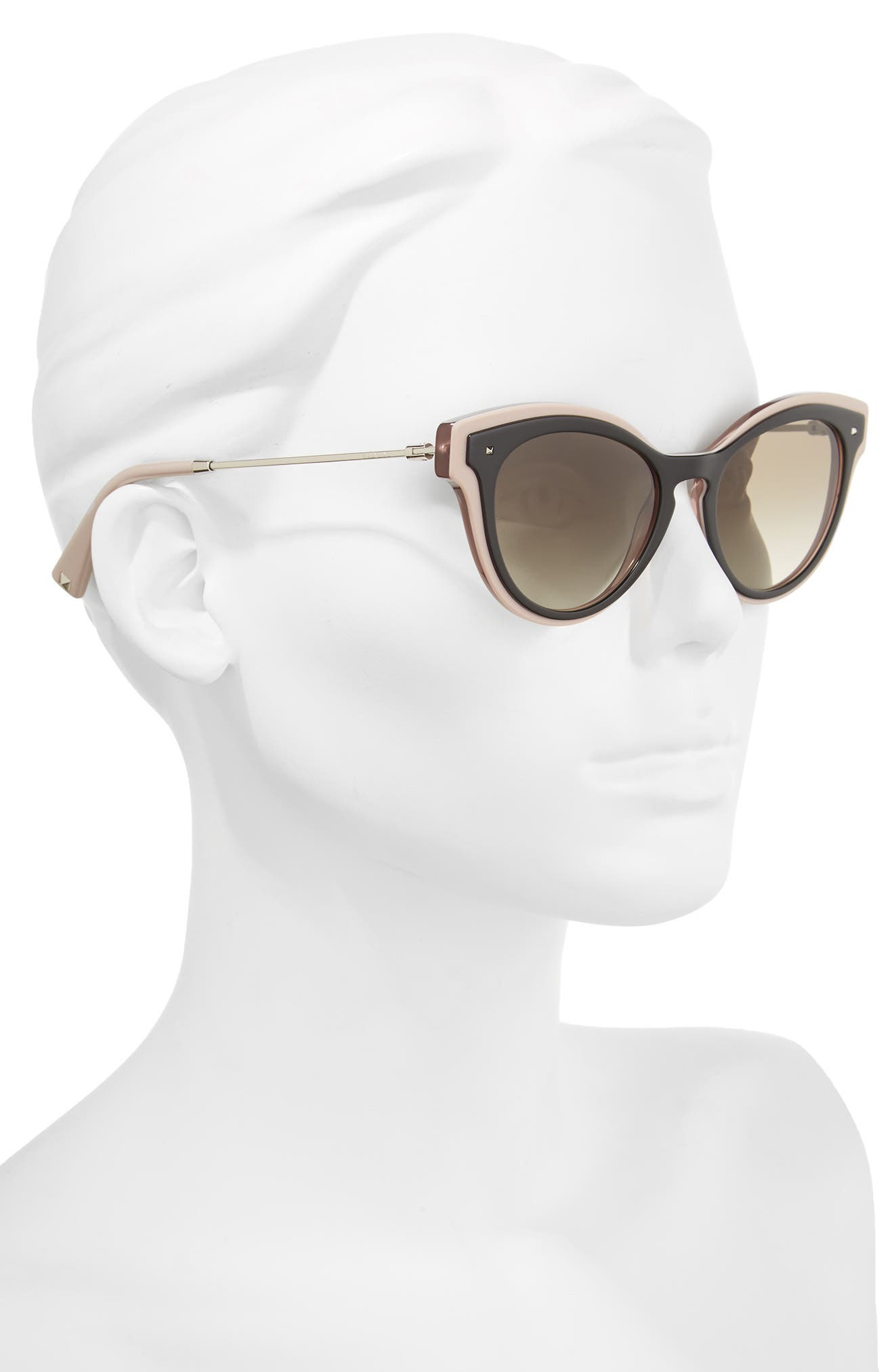 Alternate Image 2  - Valentino 51mm Sunglasses