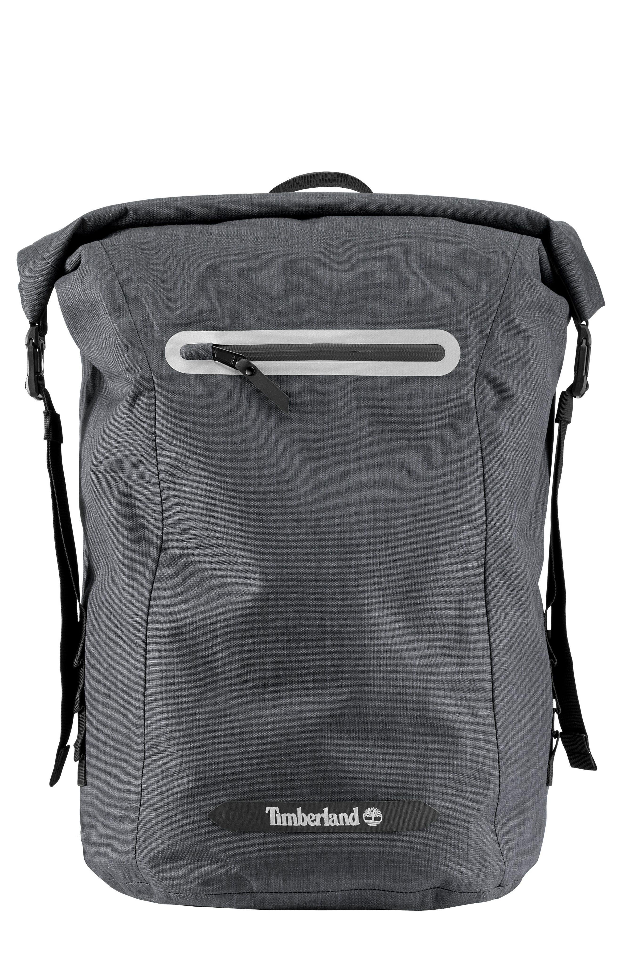 Timberland Baxter Lake Waterproof Roll Top Backpack
