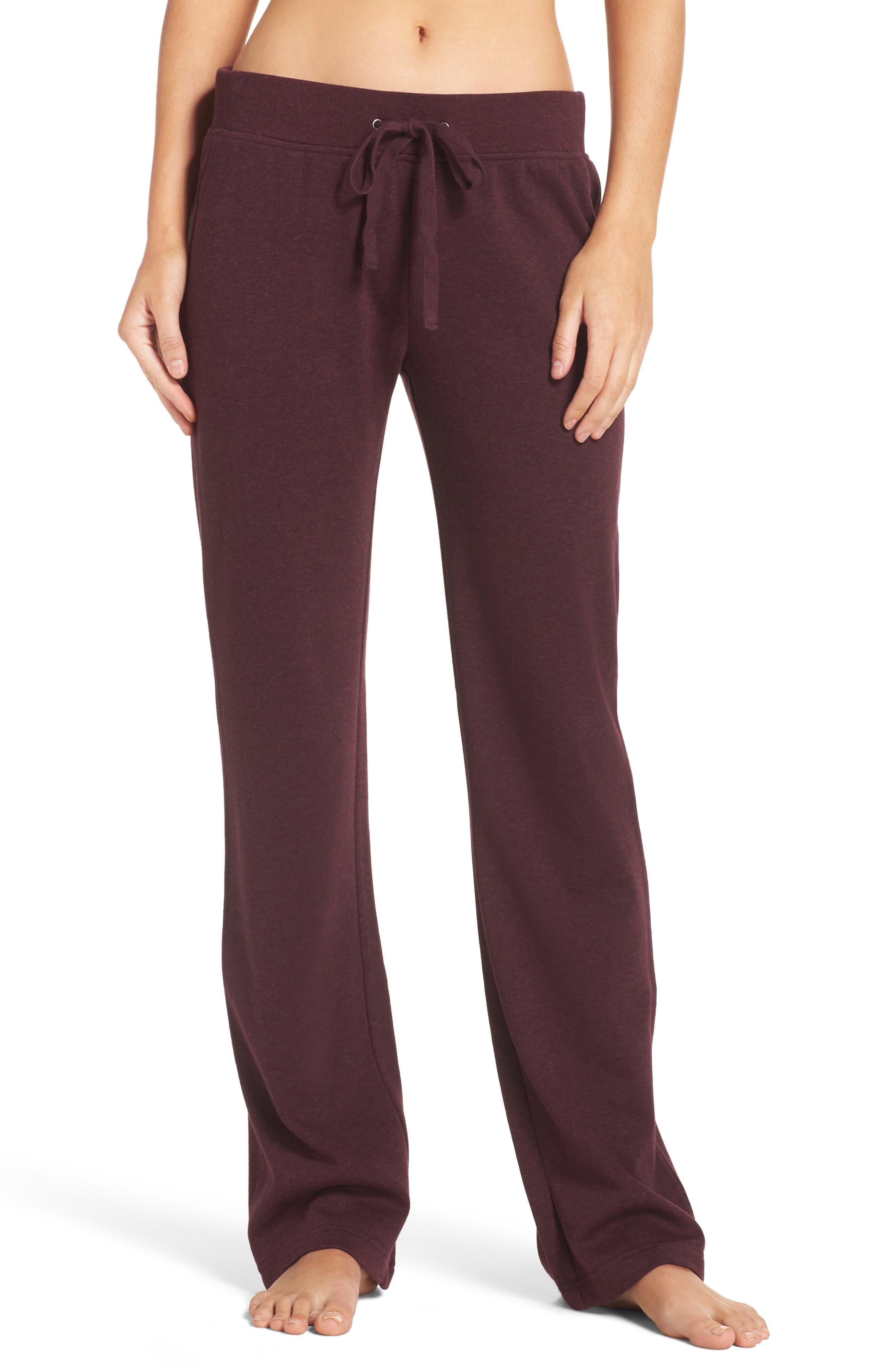 Main Image - UGG® Penny Fleece Pants