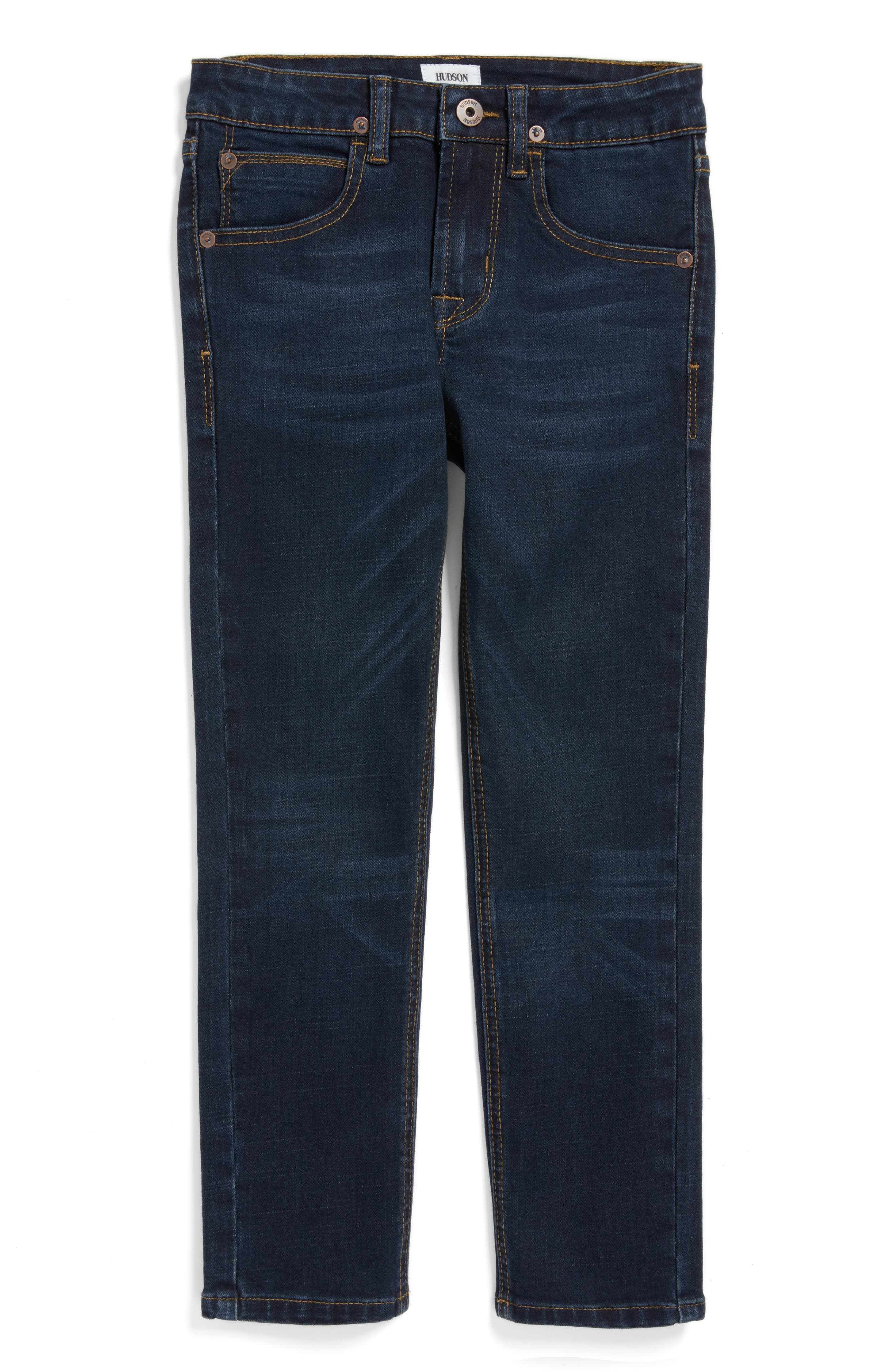 Hudson Jagger Slim Straight Leg Jeans (Toddler Boys, Little Boys & Big Boys)