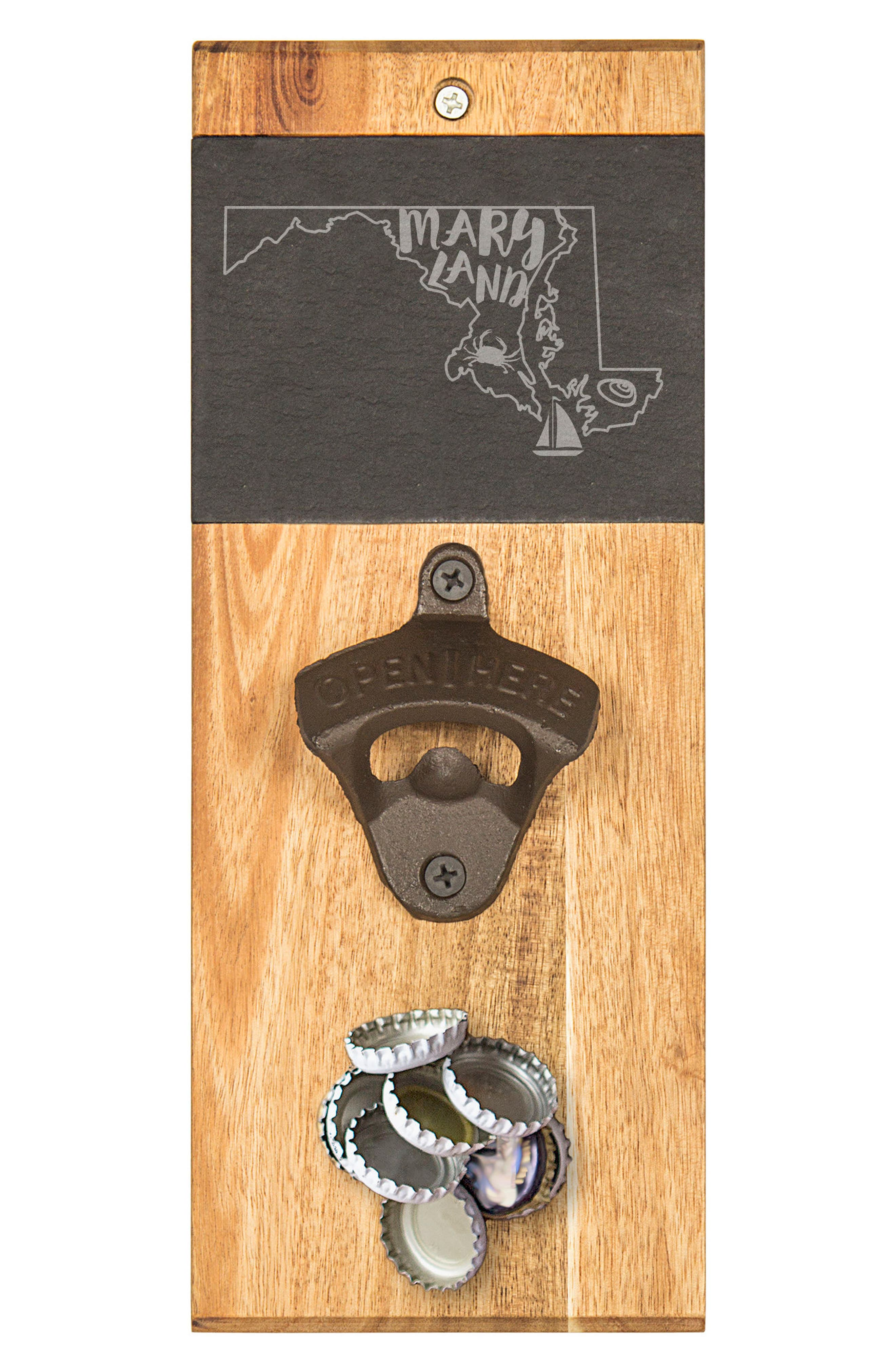 Main Image - Cathy's Concepts My State Wall Bottle Opener