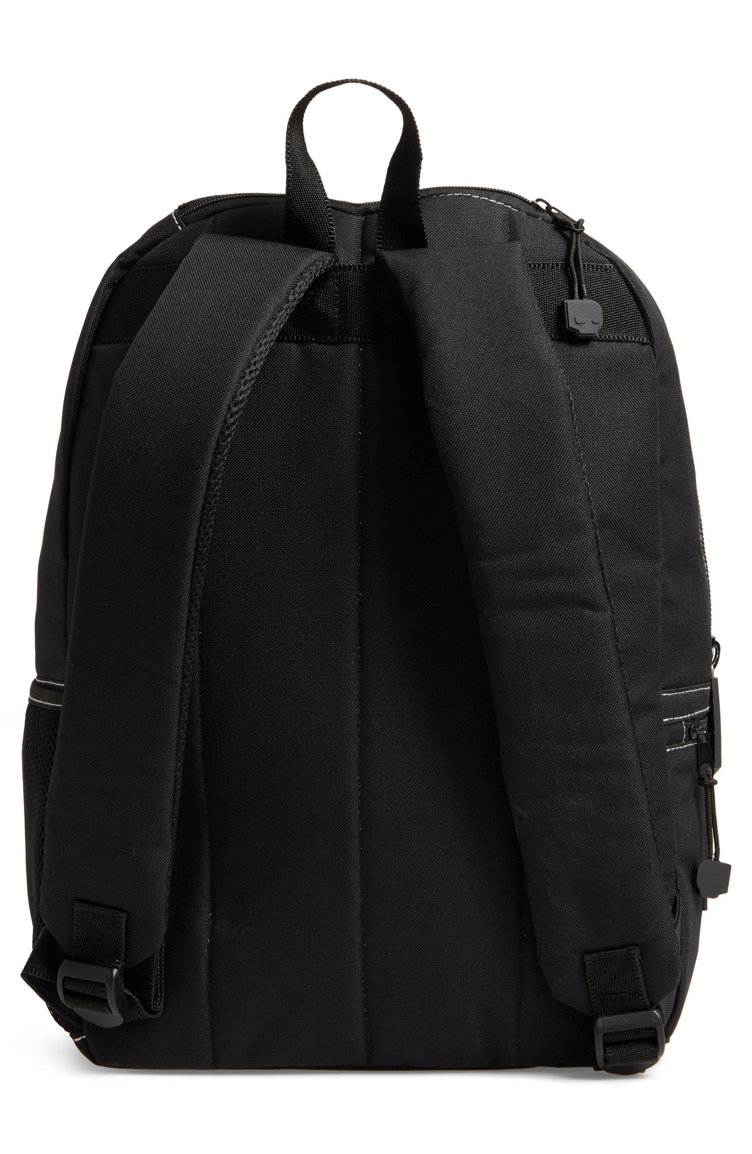 Pac-Man x MOJO Life Backpack,                             Alternate thumbnail 2, color,                             Black