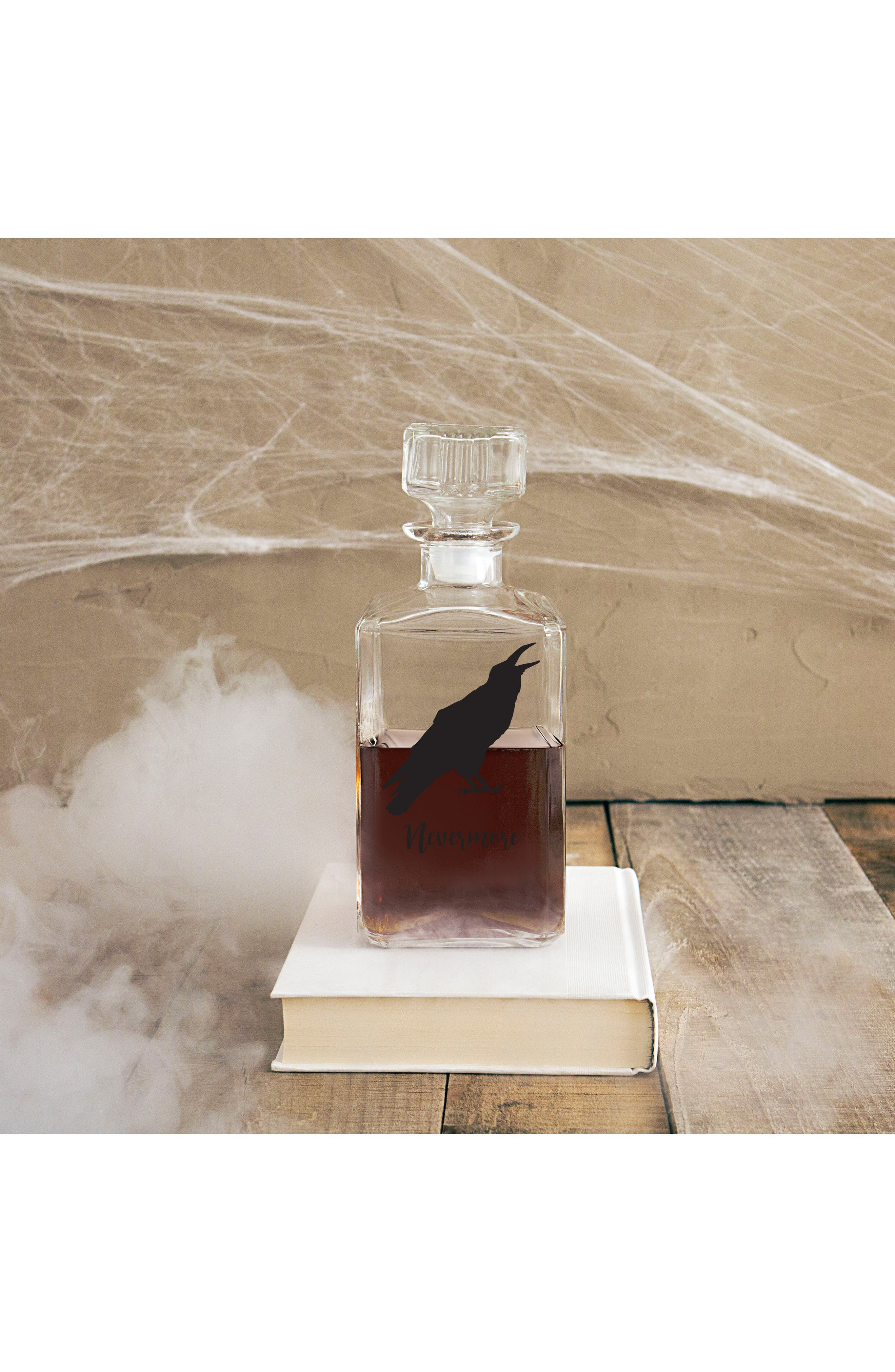 Alternate Image 3  - Cathy's Concepts Raven Decanter