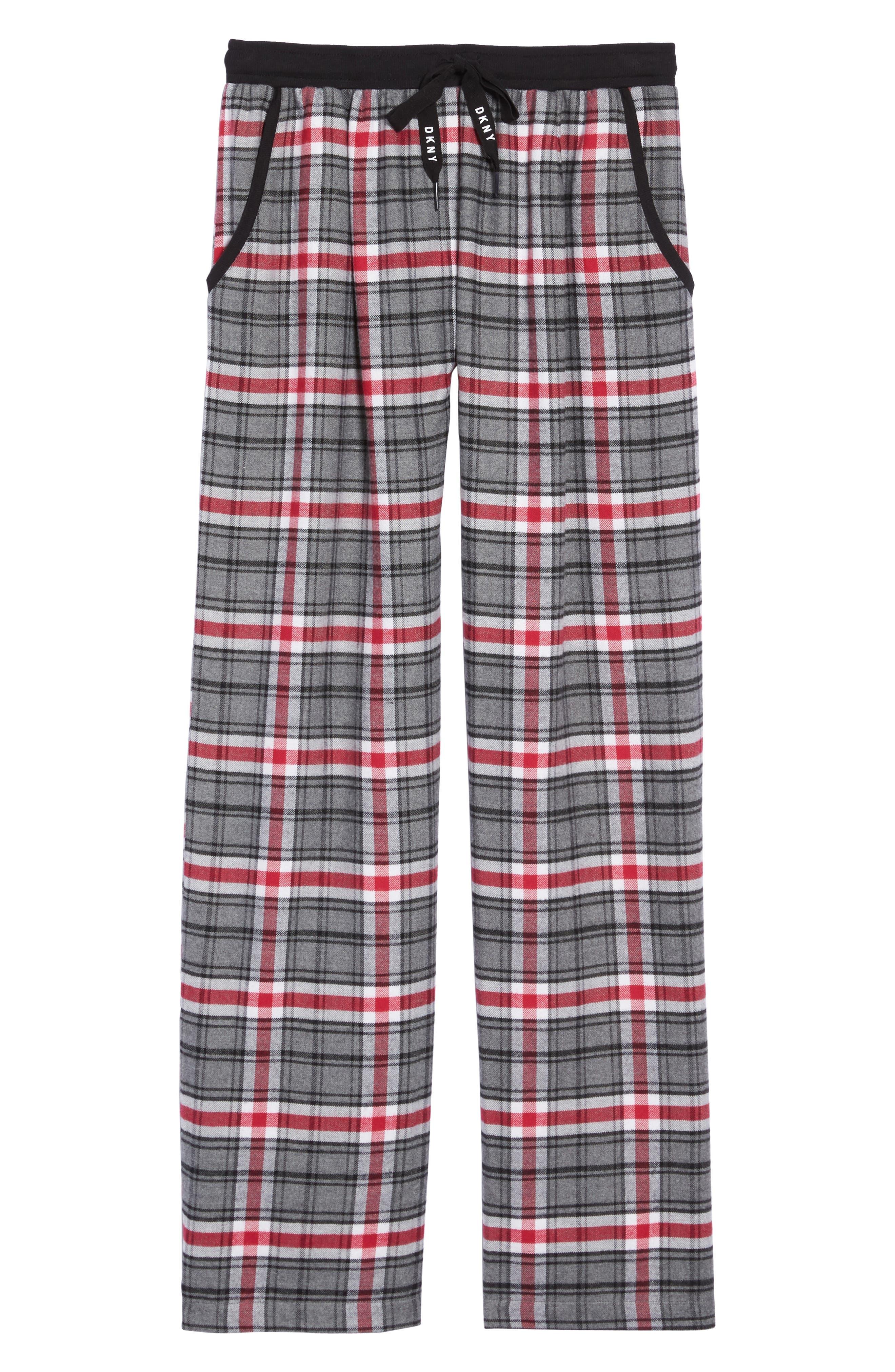 Alternate Image 4  - DKNY Pajama Pants