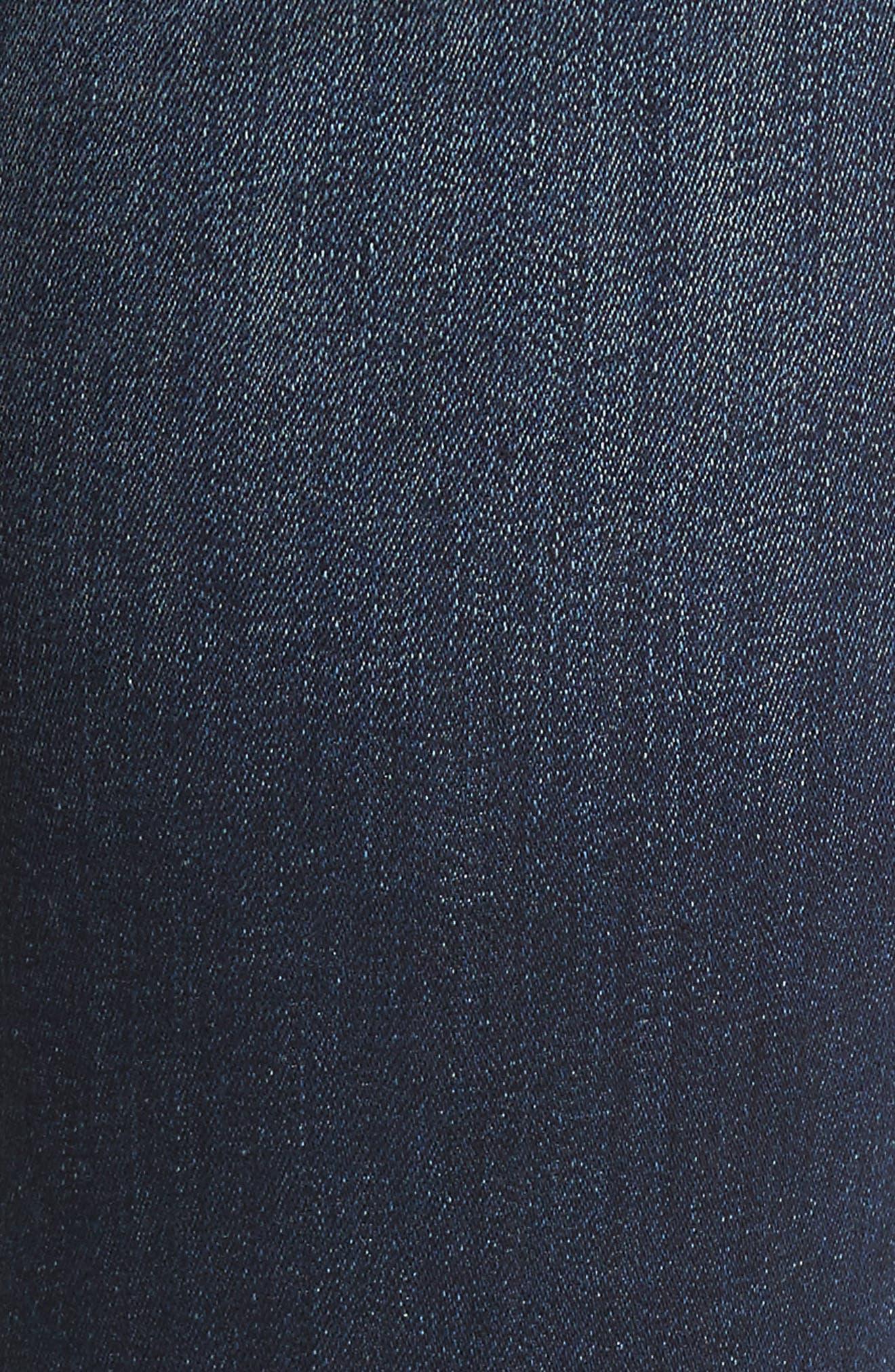Emma Power Legging Skinny Jeans,                             Alternate thumbnail 6, color,                             Sulton