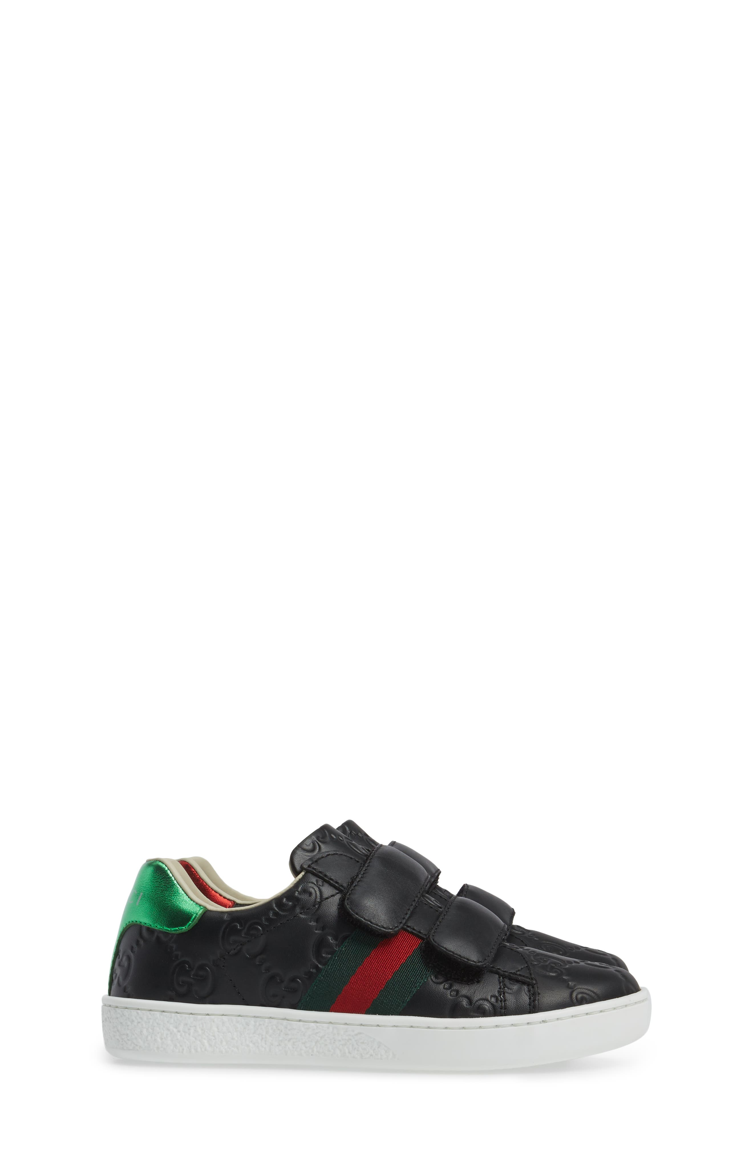 Alternate Image 4  - Gucci New Ace Sneaker (Toddler & Little Kid)