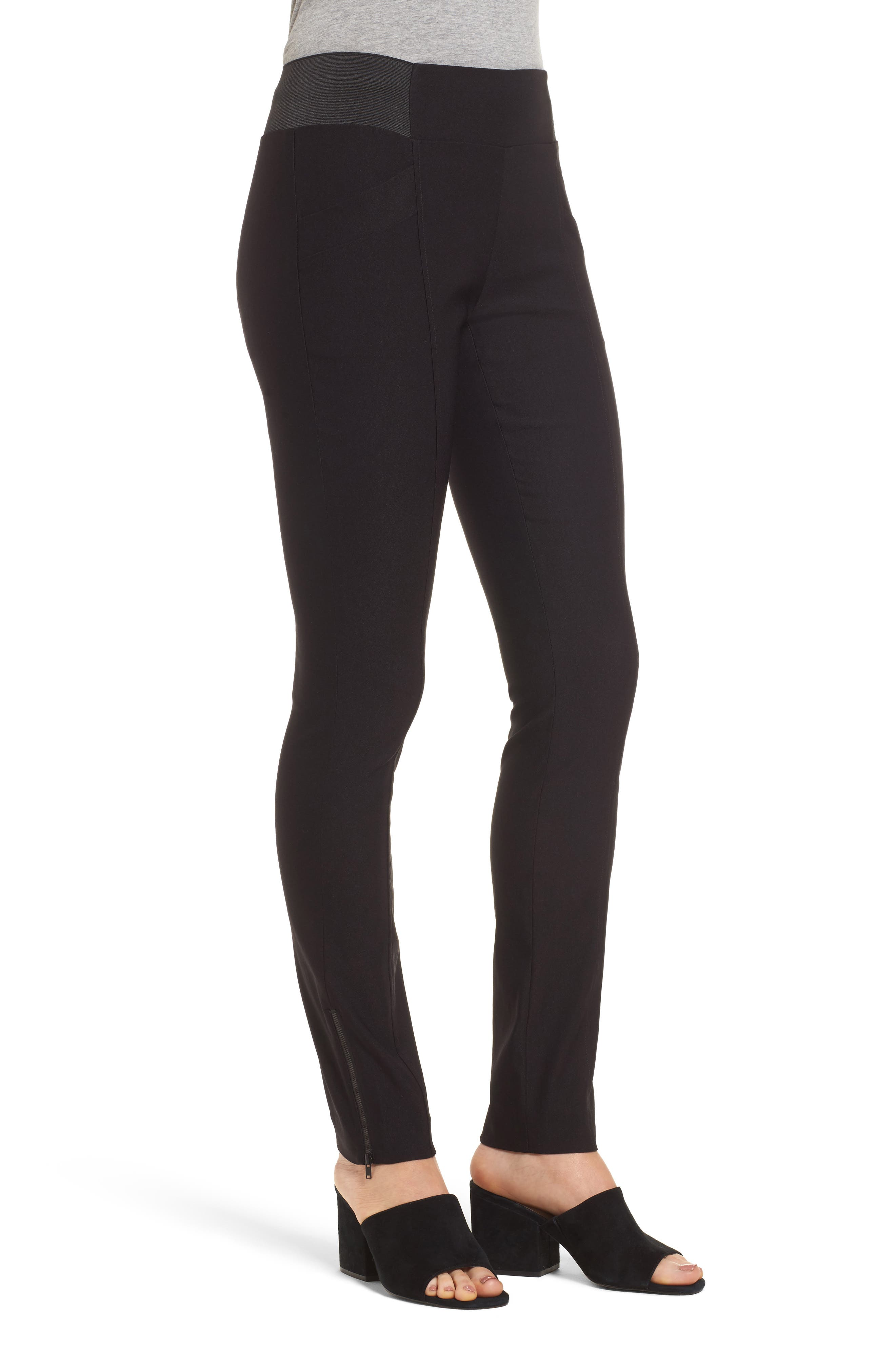 Alternate Image 3  - NIC+ZOE Zip Ankle Wonder Stretch Pants