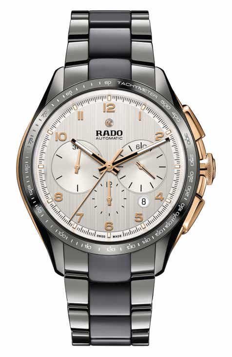fb0778993dc RADO HyperChrome Automatic Chronograph Bracelet Watch