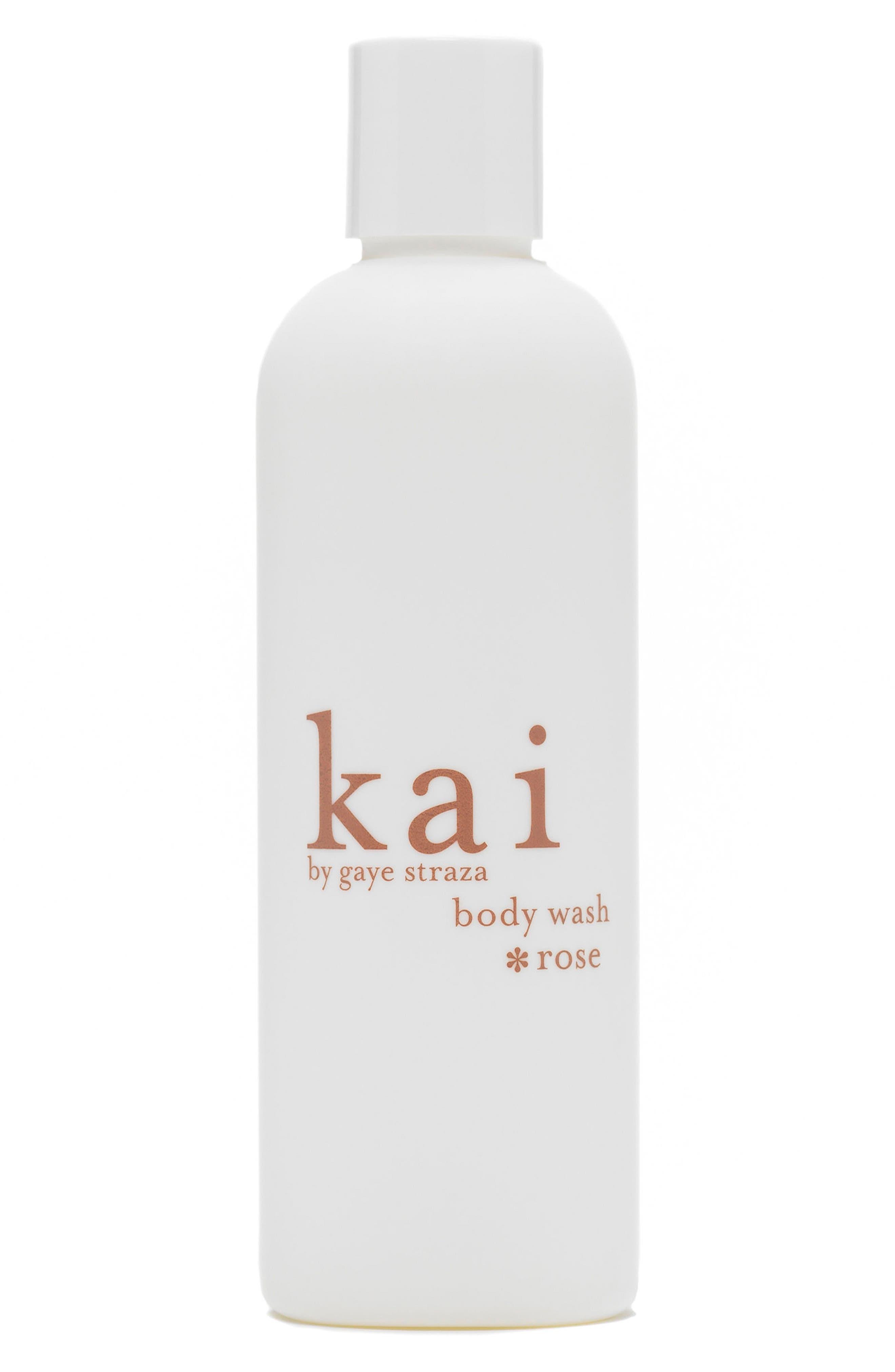 Main Image - kai Rose Body Wash