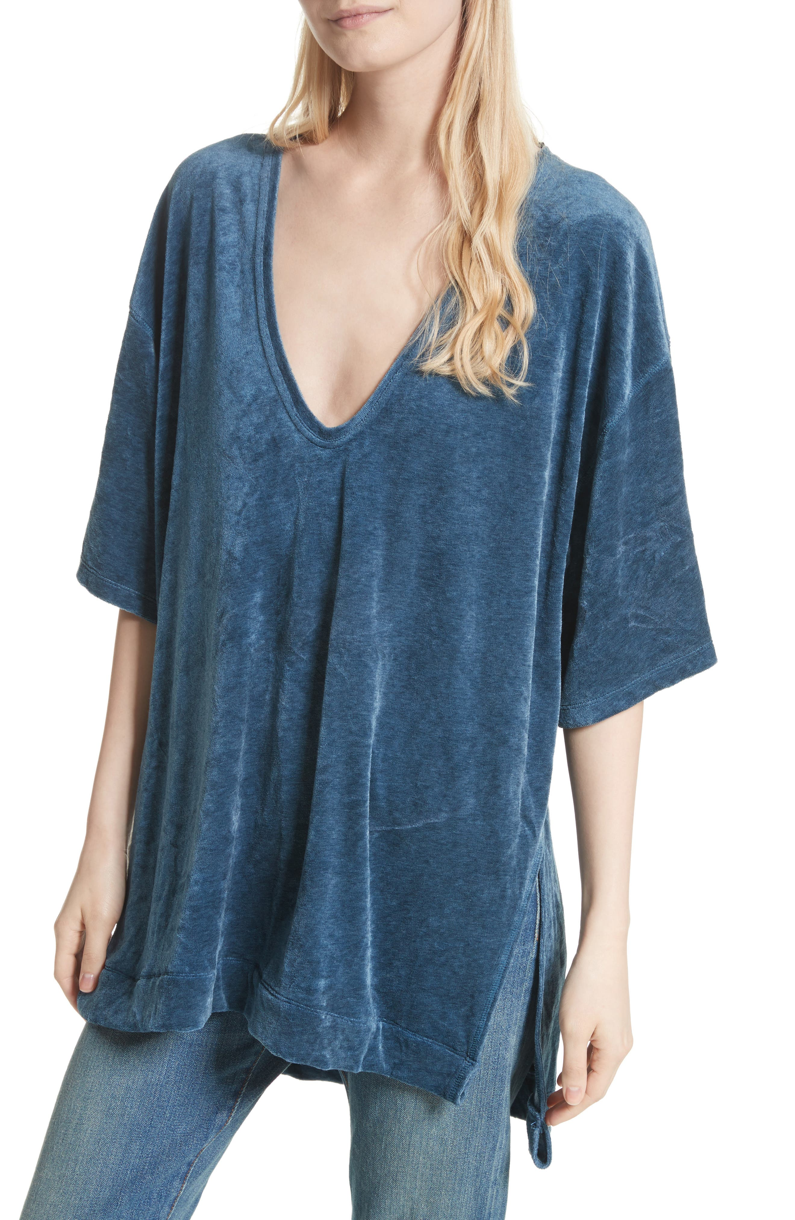 Free People The Luxe Tee
