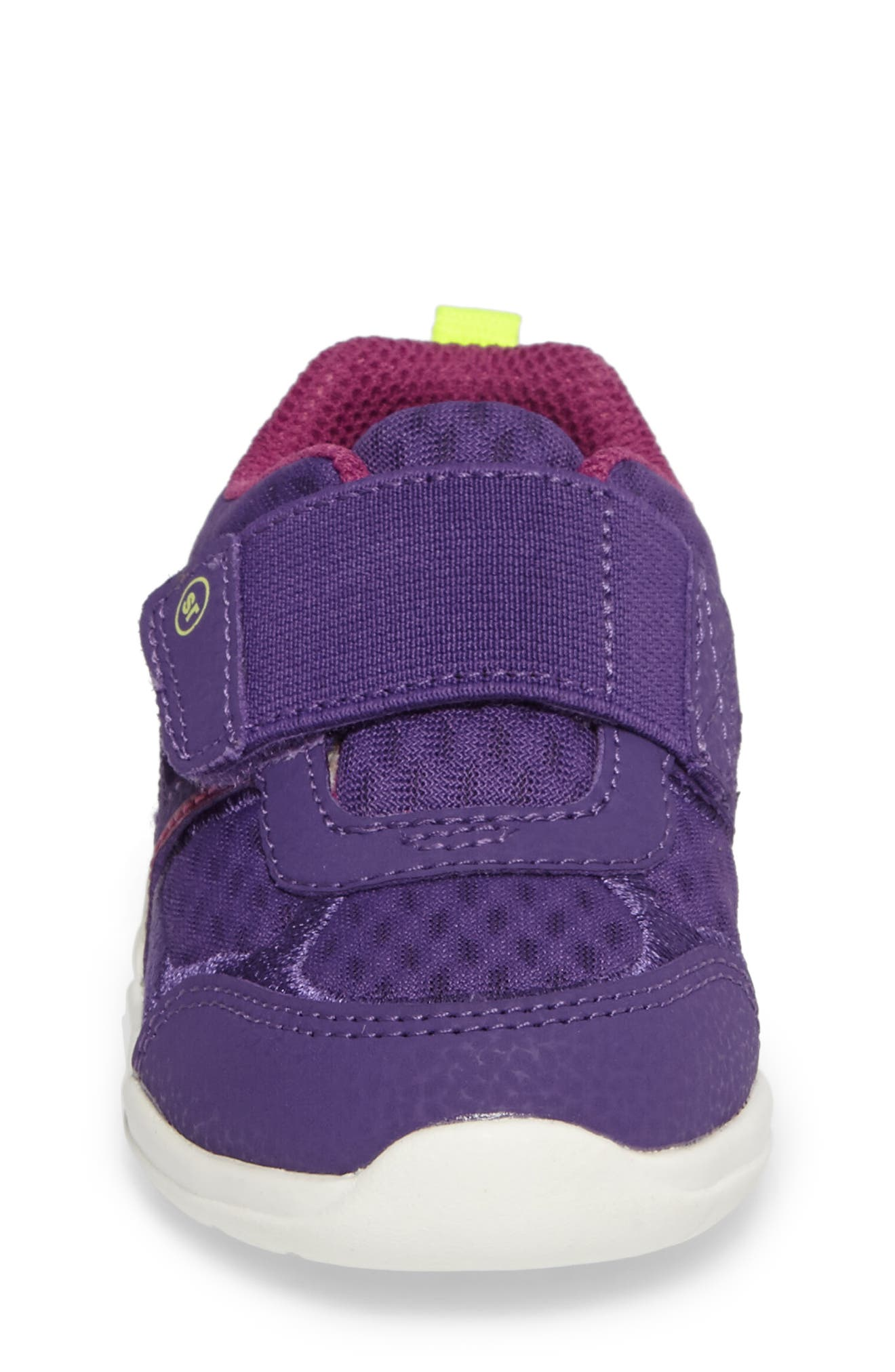 Alternate Image 5  - Stride Rite Casey Sneaker (Baby, Toddler & Walker)