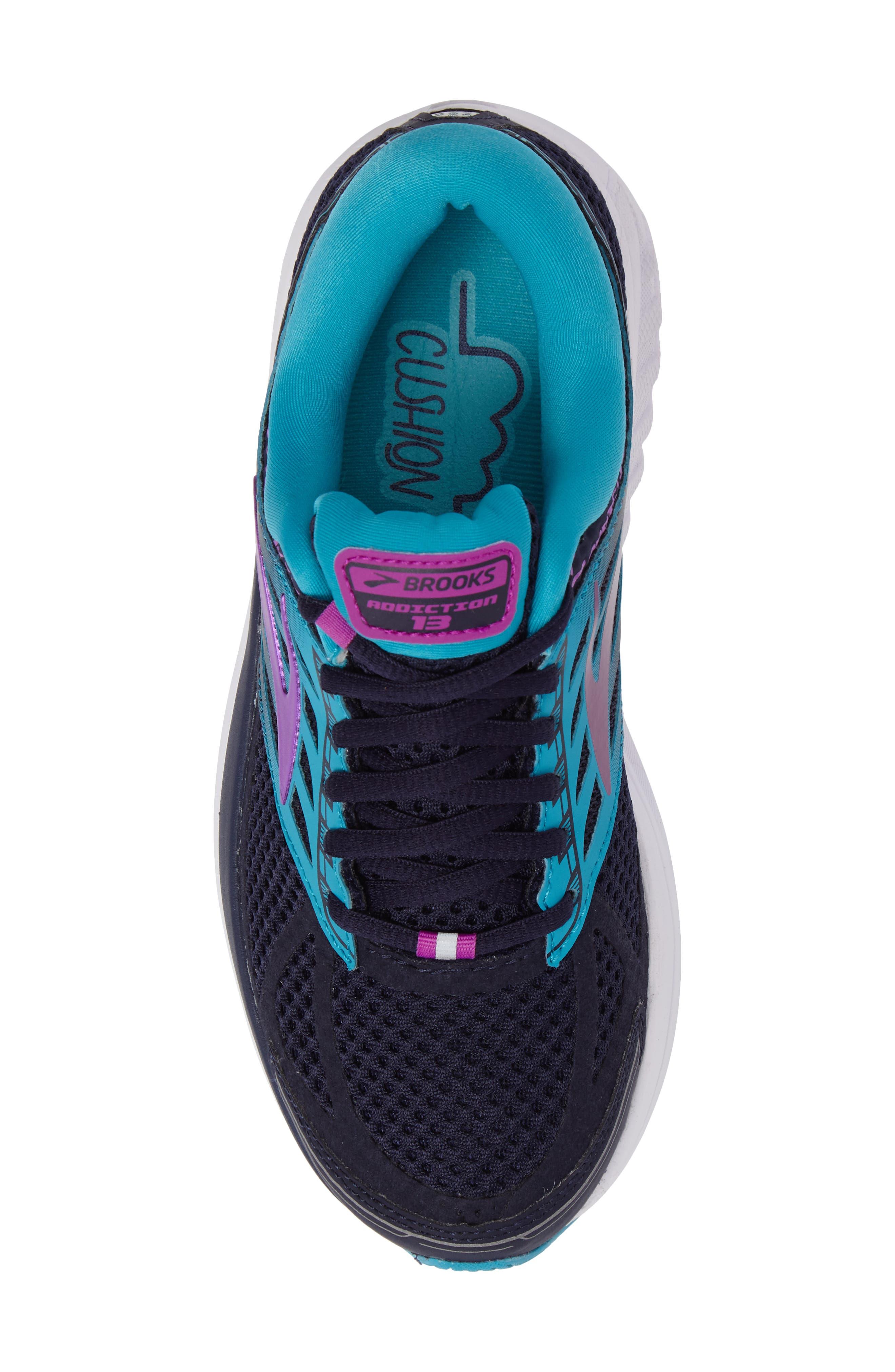 Alternate Image 5  - Brooks Addiction 13 Running Shoe (Women)
