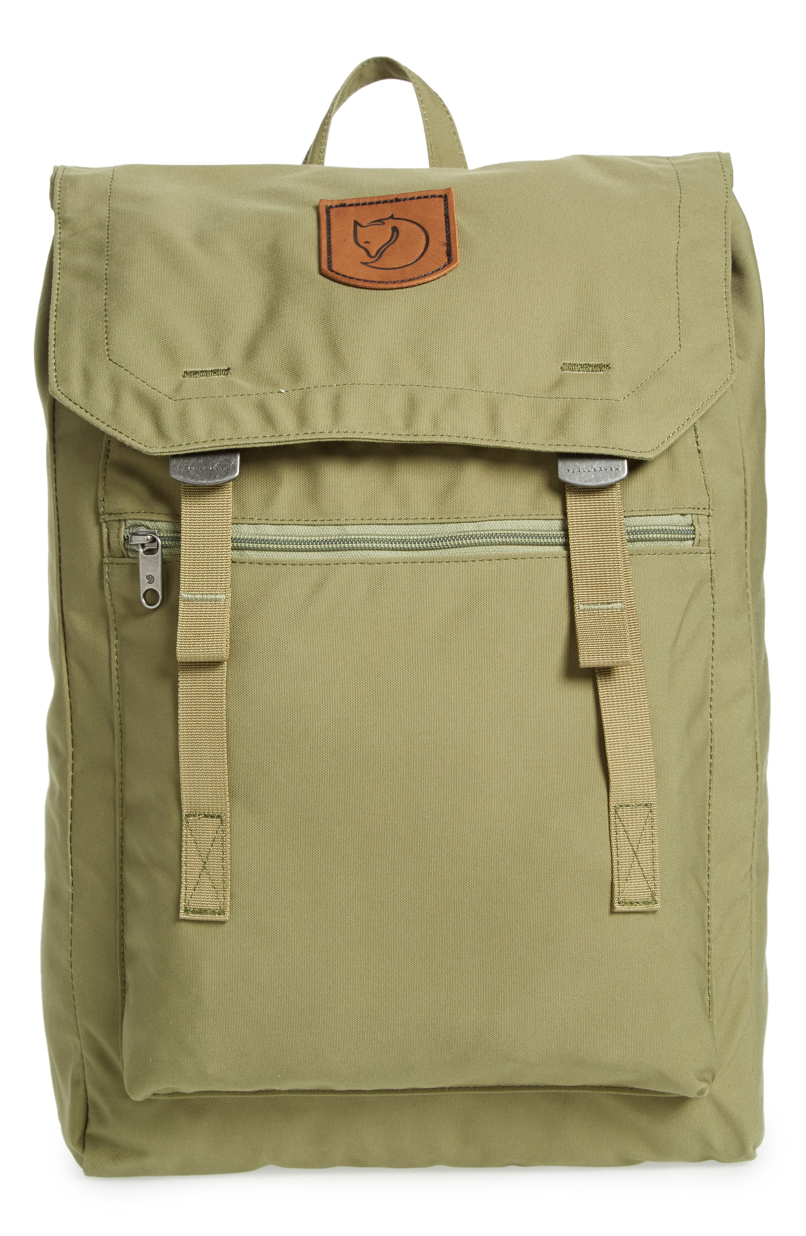 Alternate Image 1 Selected - Fjällräven Foldsack No.1 Water Resistant Backpack