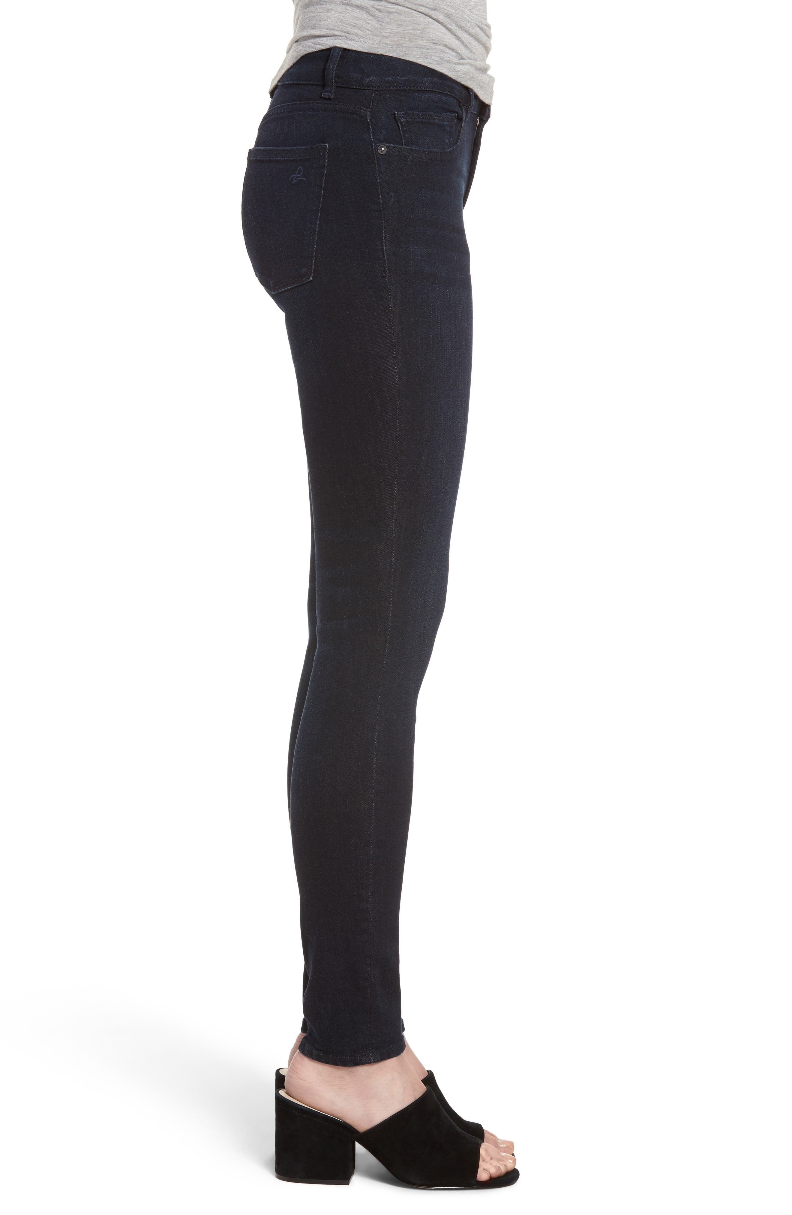 Alternate Image 3  - DL1961 Florence Instasculpt Skinny Jeans (Carley)