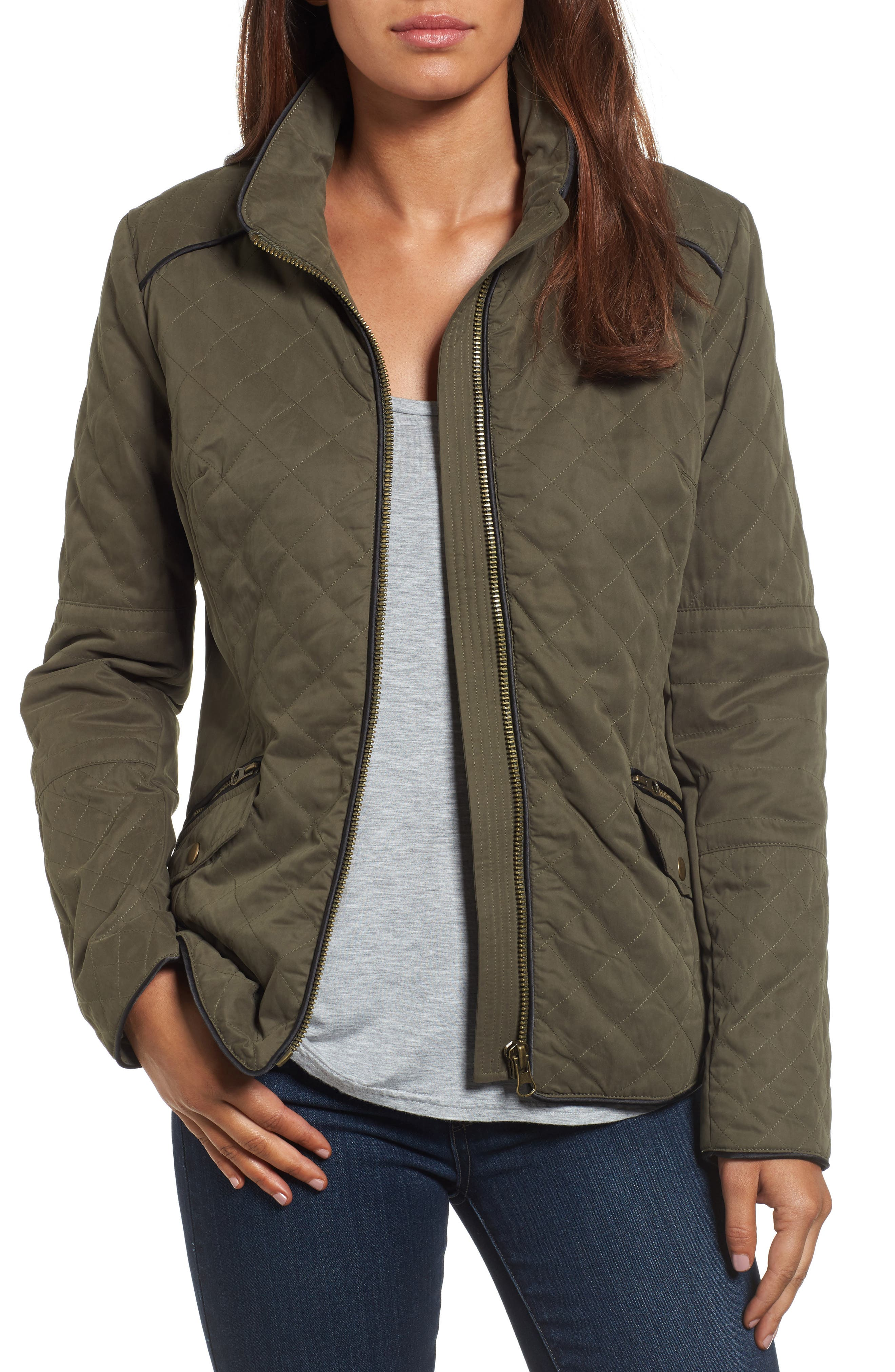 KUT from the Kloth Beatriz Quilted Jacket