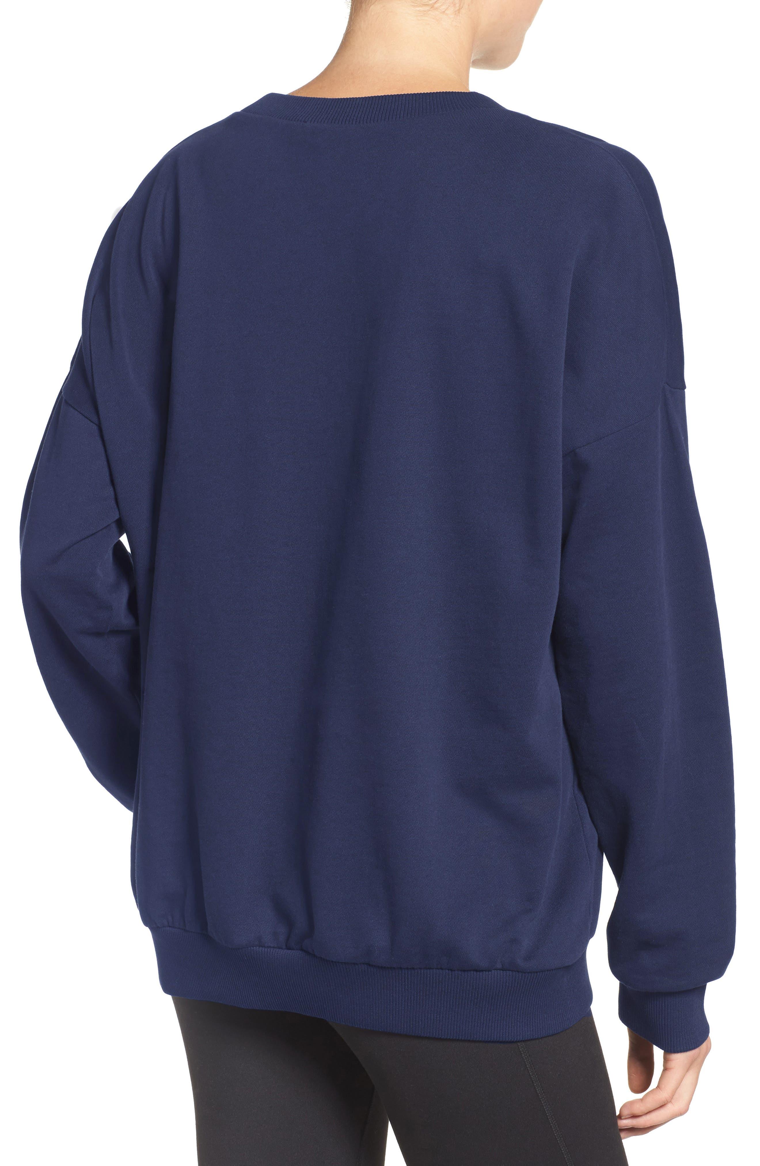 Alternate Image 2  - P.E. Nation The Heads Up Sweatshirt