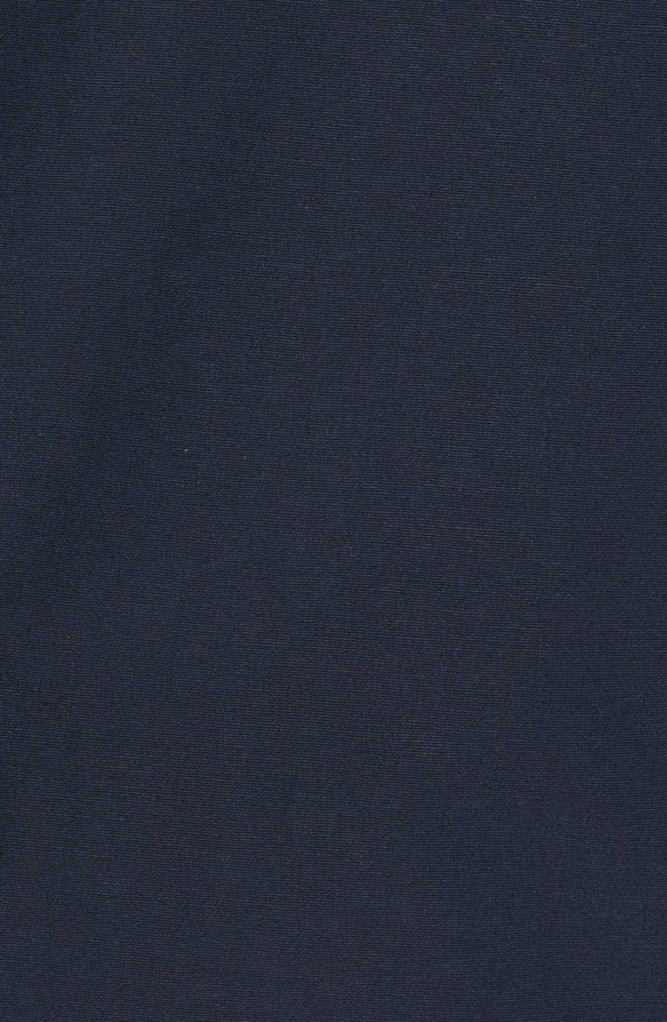 Elliot Bomber Jacket,                             Alternate thumbnail 6, color,                             Midnight Moon