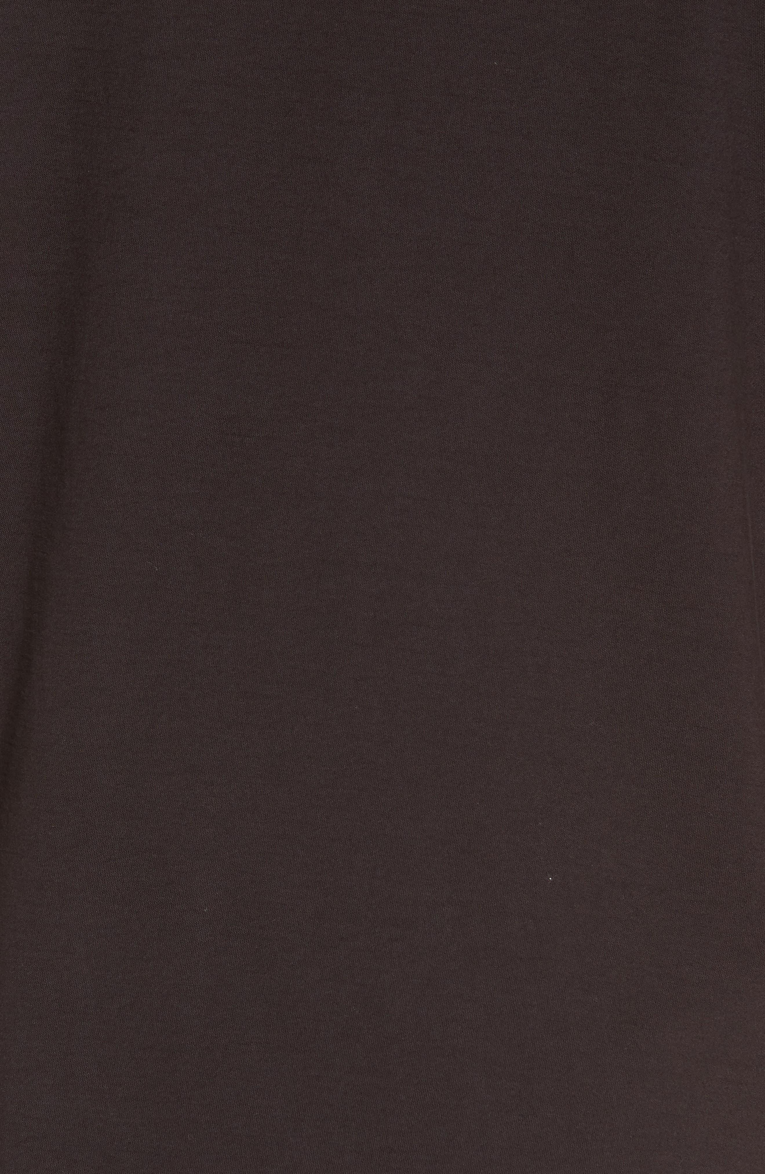Reverse Tree Graphic T-Shirt,                             Alternate thumbnail 6, color,                             Carbon