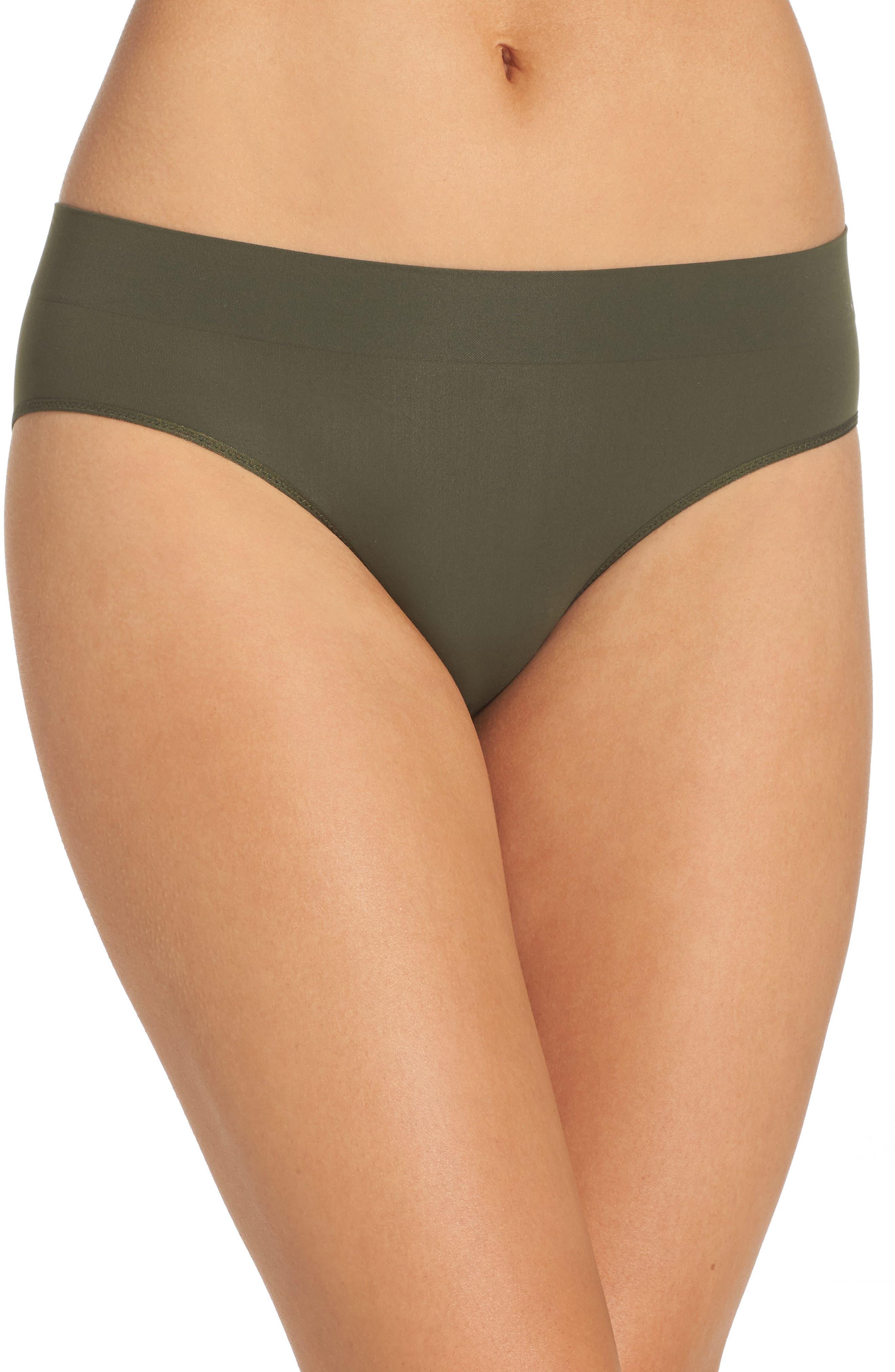DKNY LiteWear Seamless Bikini (3 for $33)