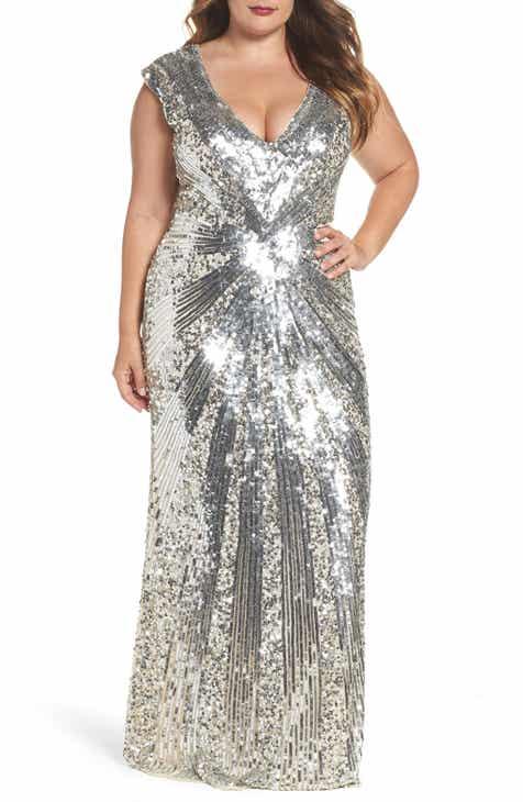 Womens Metallic Dresses Nordstrom