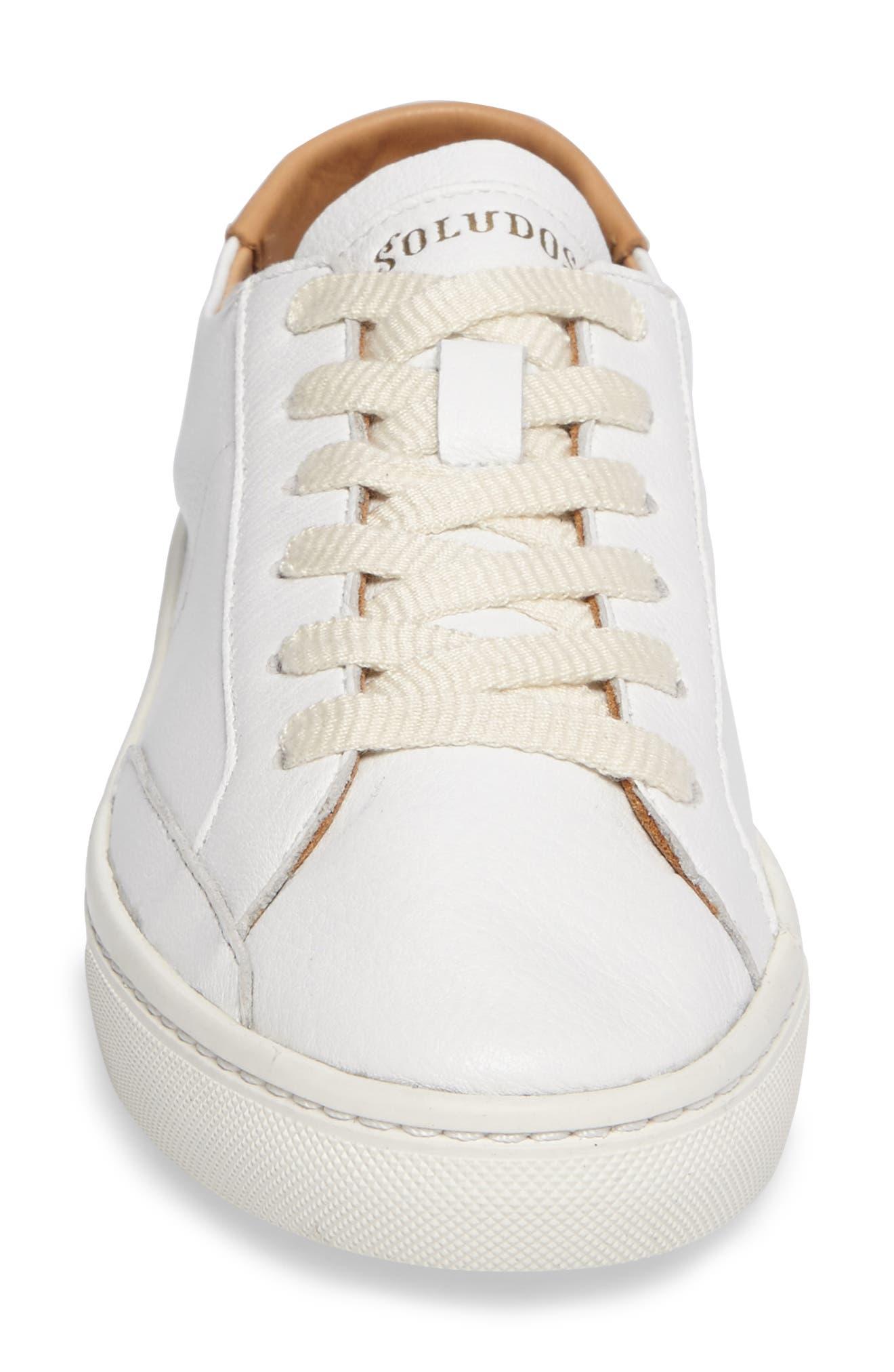 Ibiza Sneaker,                             Alternate thumbnail 4, color,                             White