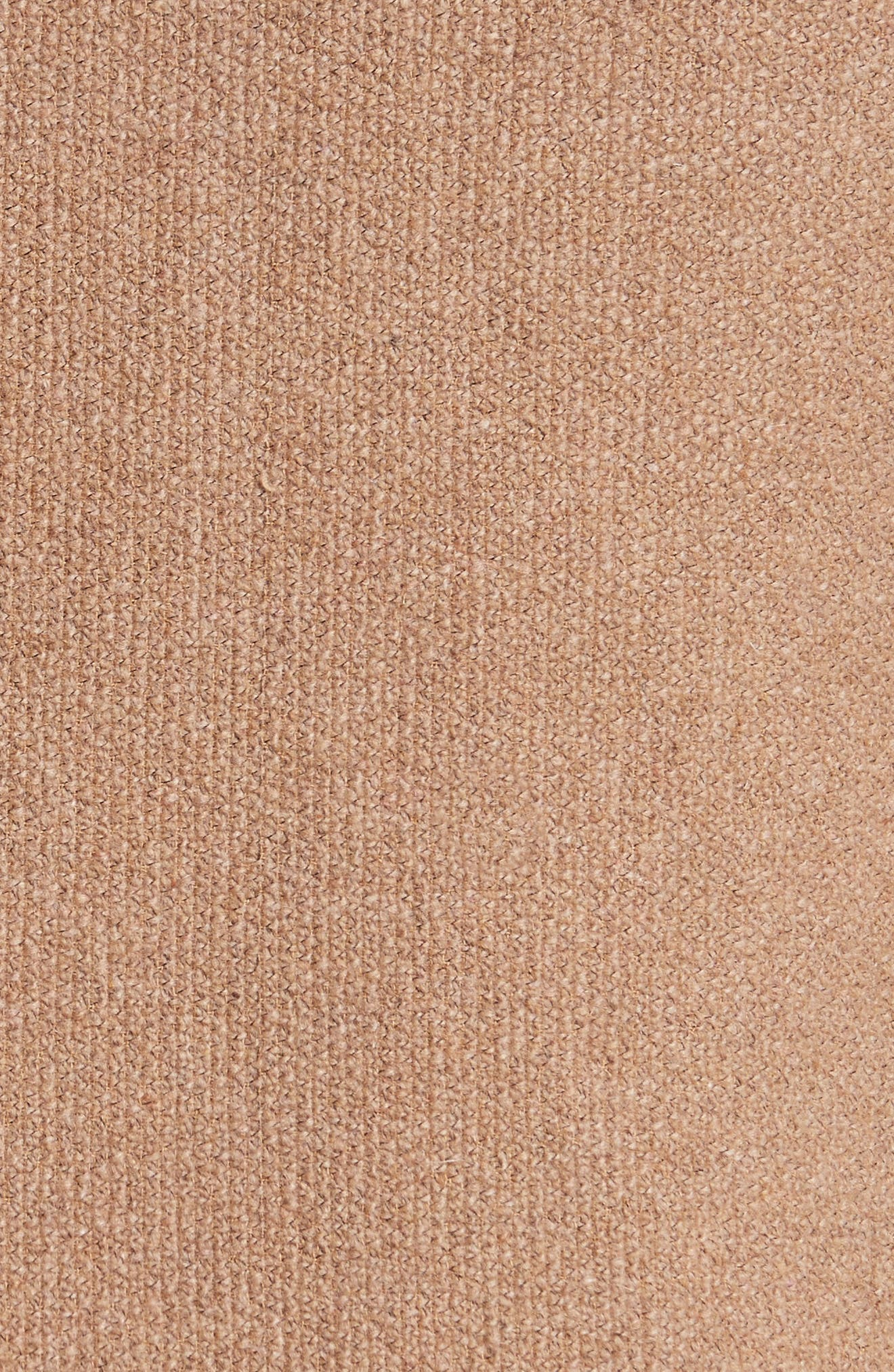 Alternate Image 5  - Eidos Napoli Nicola Camel Knit Wool Blazer