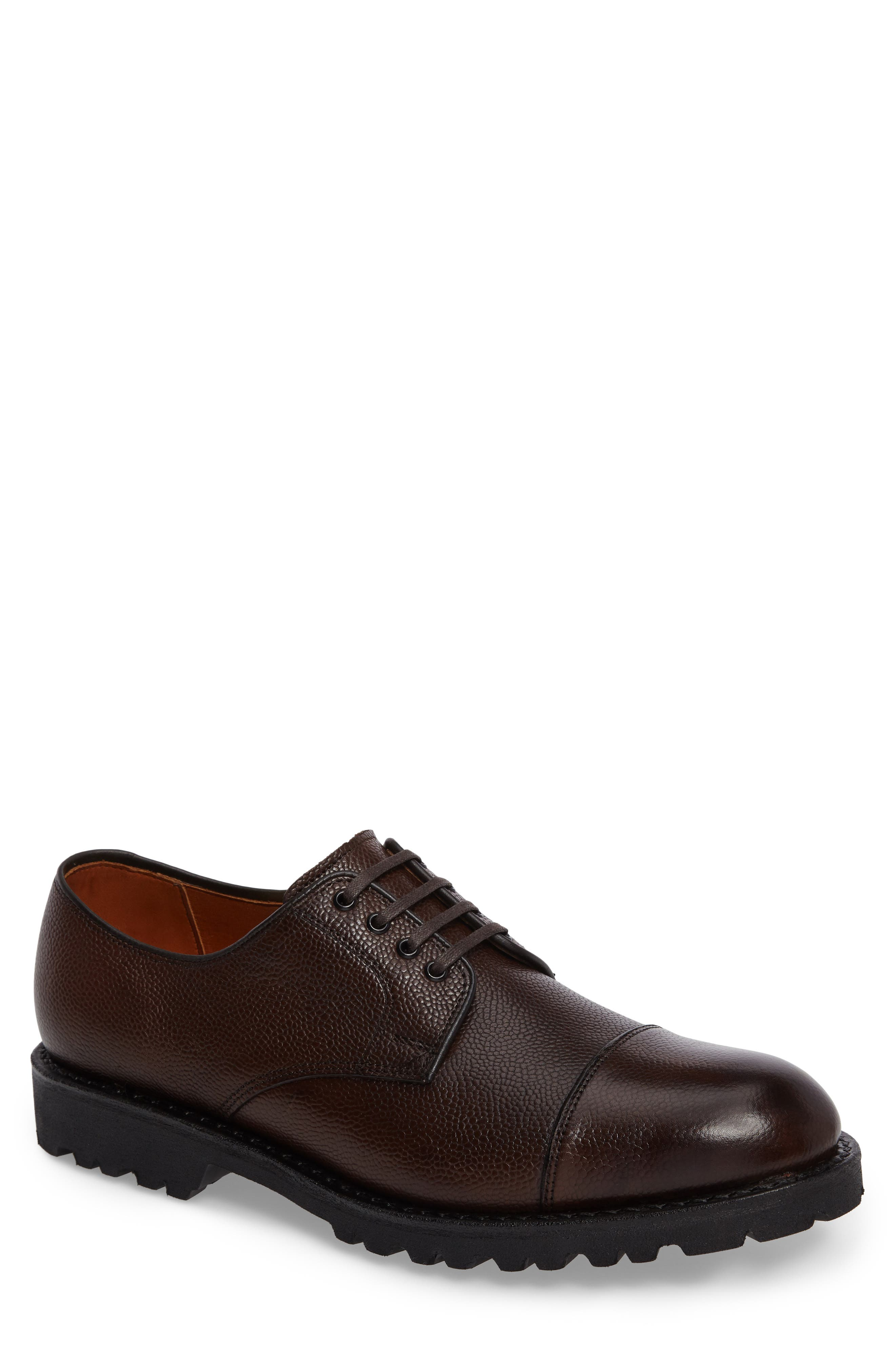 Allen Edmonds Tate Cap Toe Derby (Men)