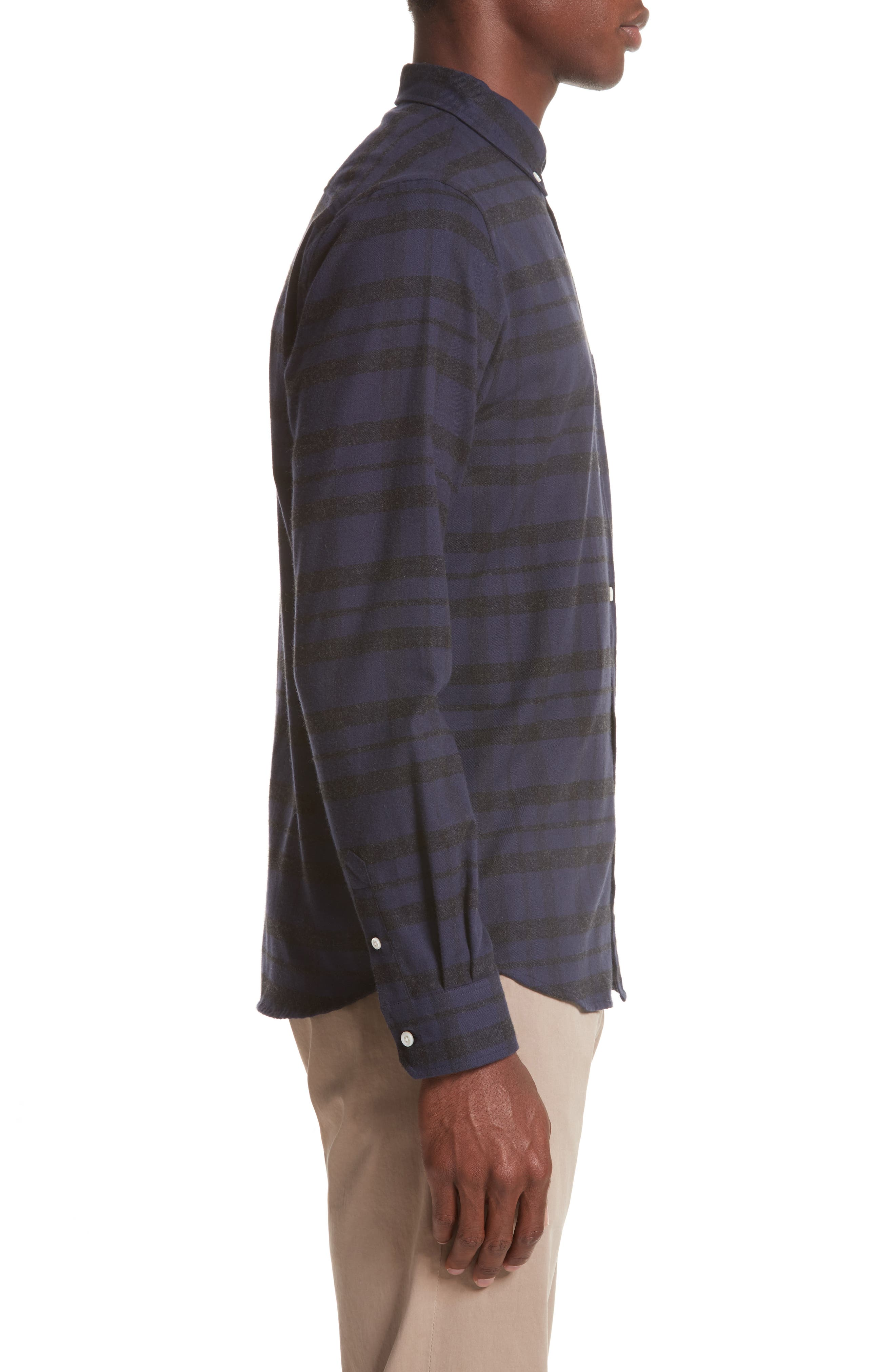 Alternate Image 3  - Norse Projects Anton Check Shirt